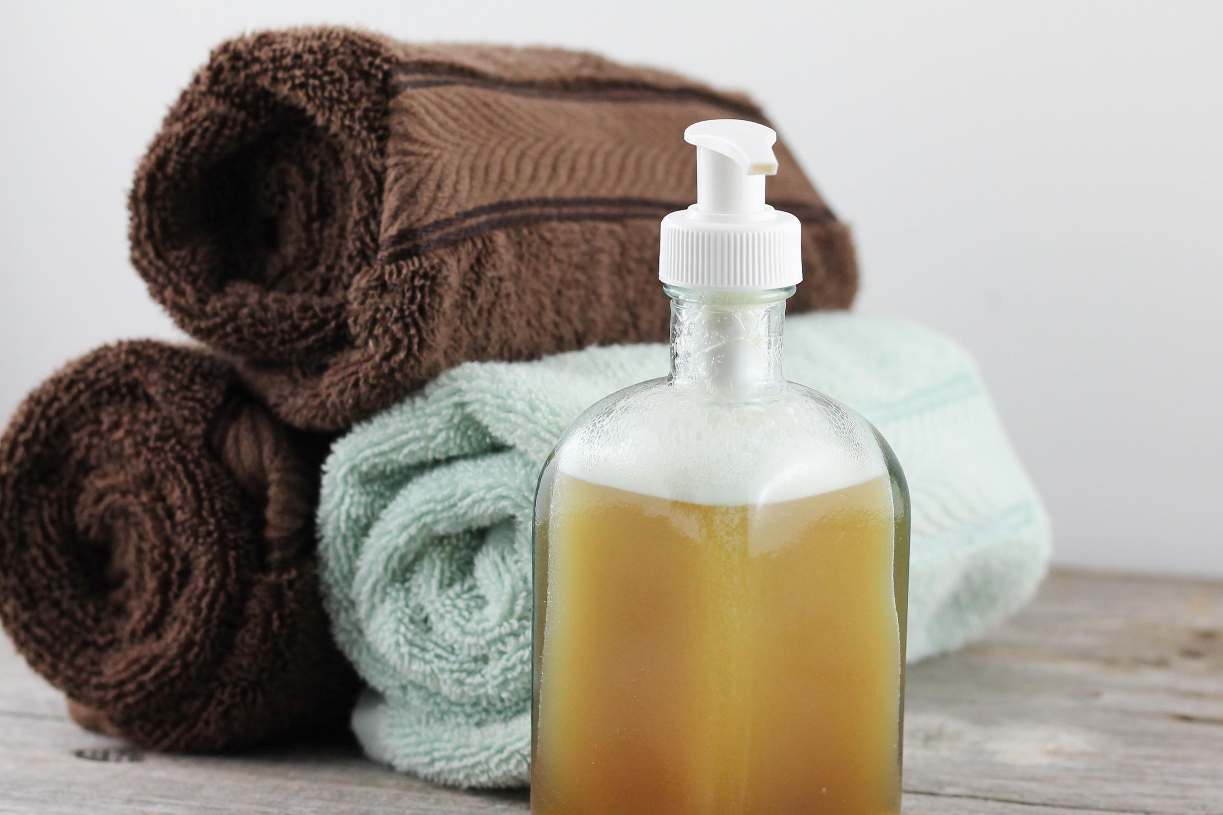 DIY Natural Face Wash