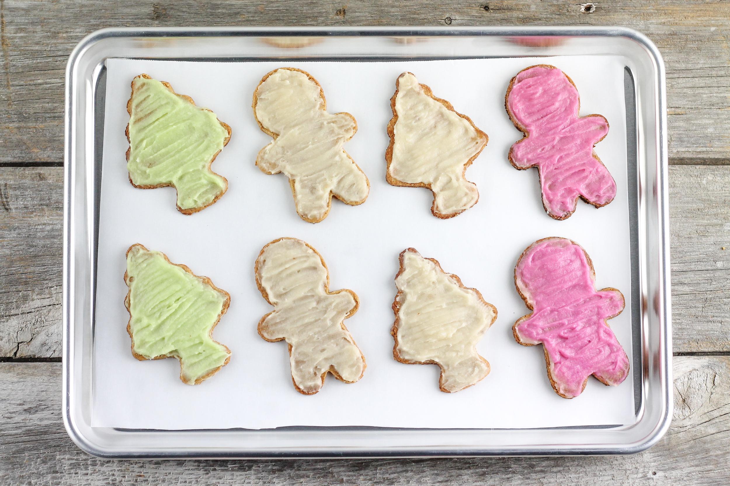 Paleo Christmas Cutout Cookies