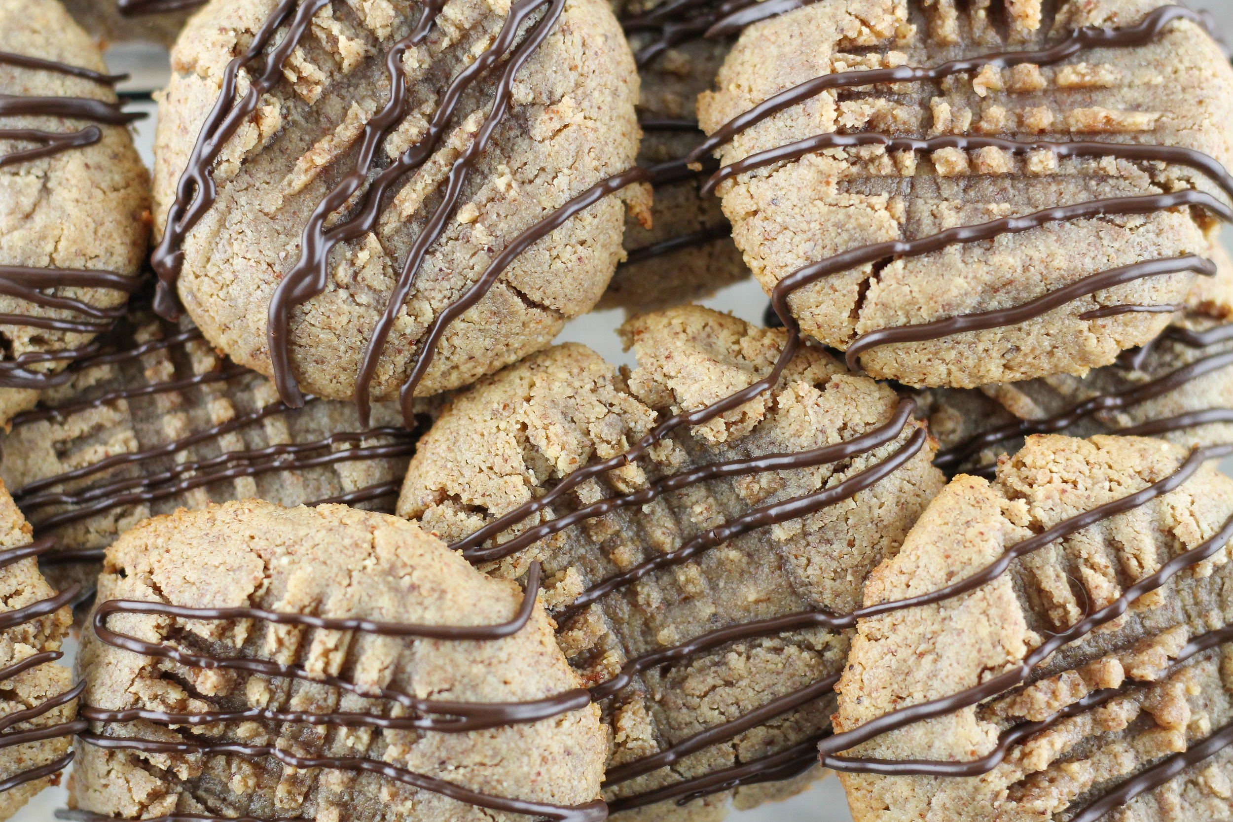 Quick and Easy Gluten Free Almond Butter Cookies
