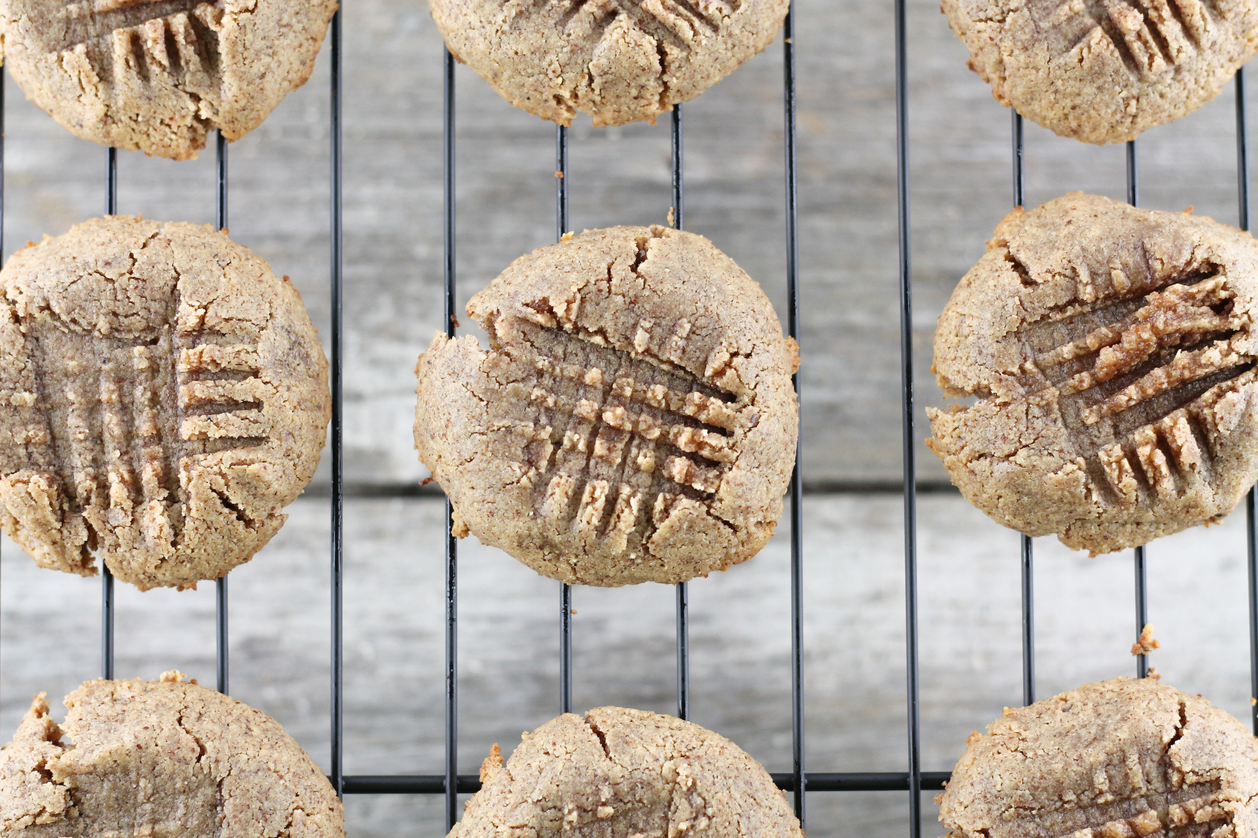 Simple Paleo Cookies
