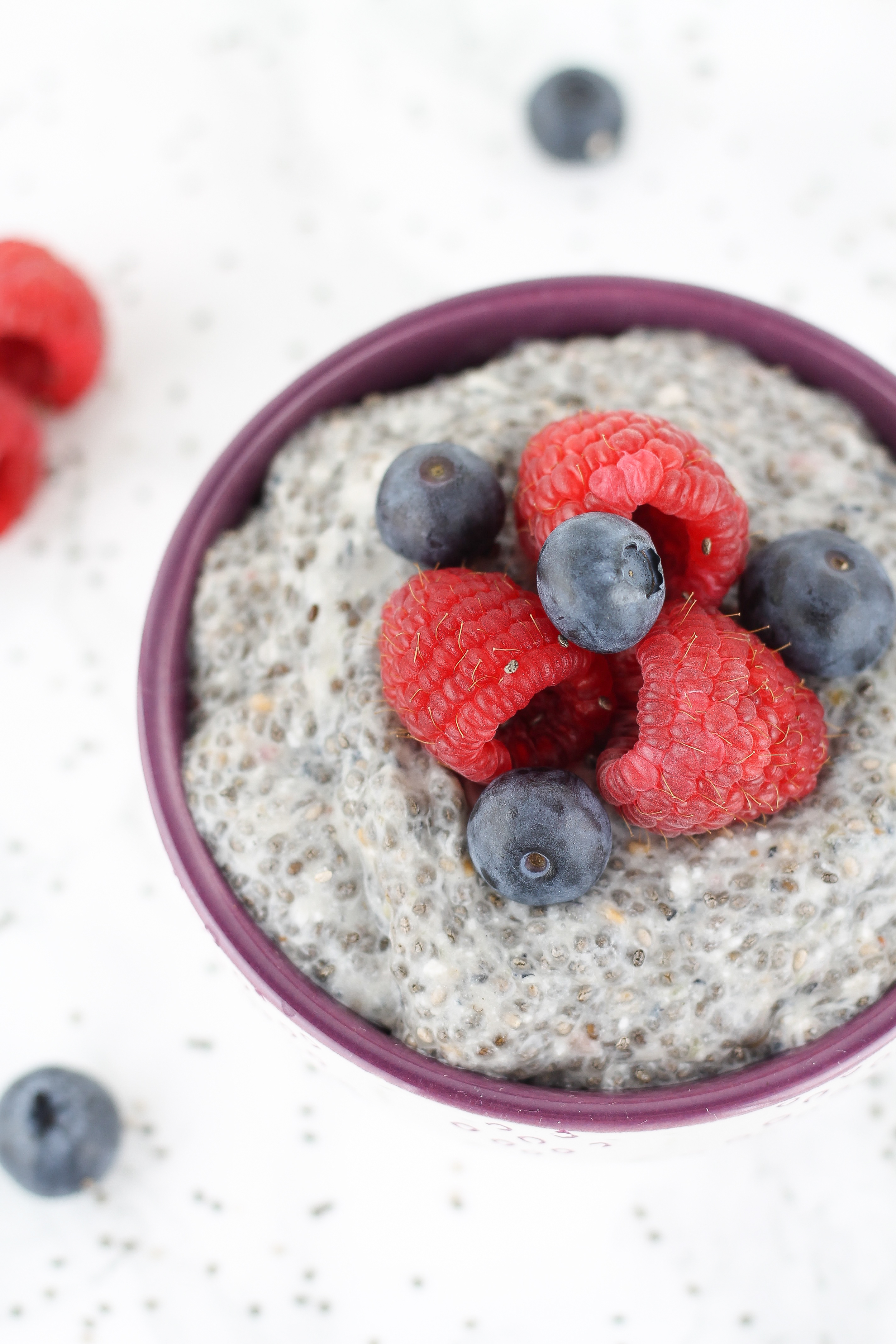 Chia Seeds, Easy Paleo Breakfasts, Chia Seed Pudding, Homemade, Paleo Recipes, Easy Breakfasts, Real Food Recipes