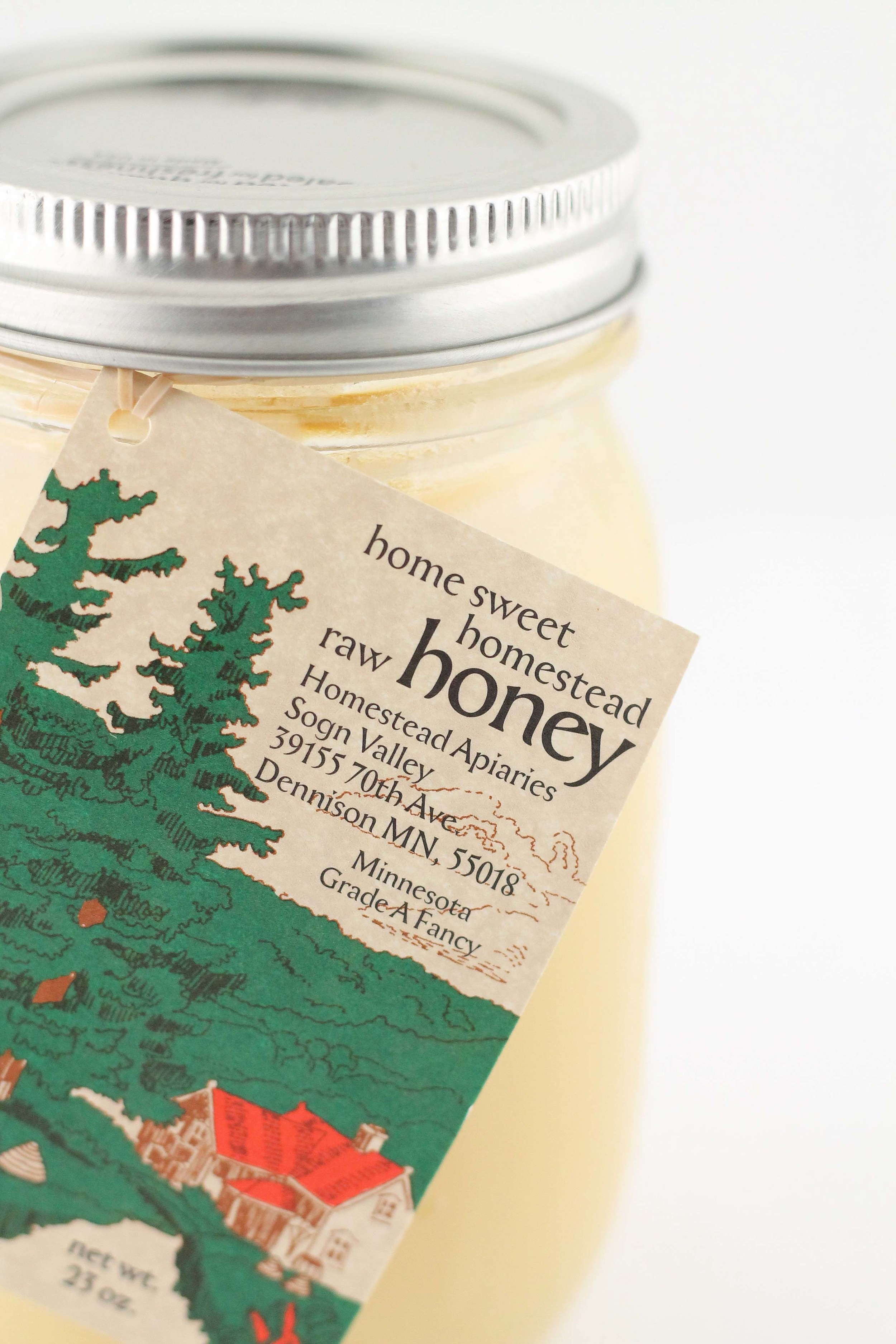 Paleo Pantry Items, Honey, Raw, Real Food, Minnesota Made, Delicious