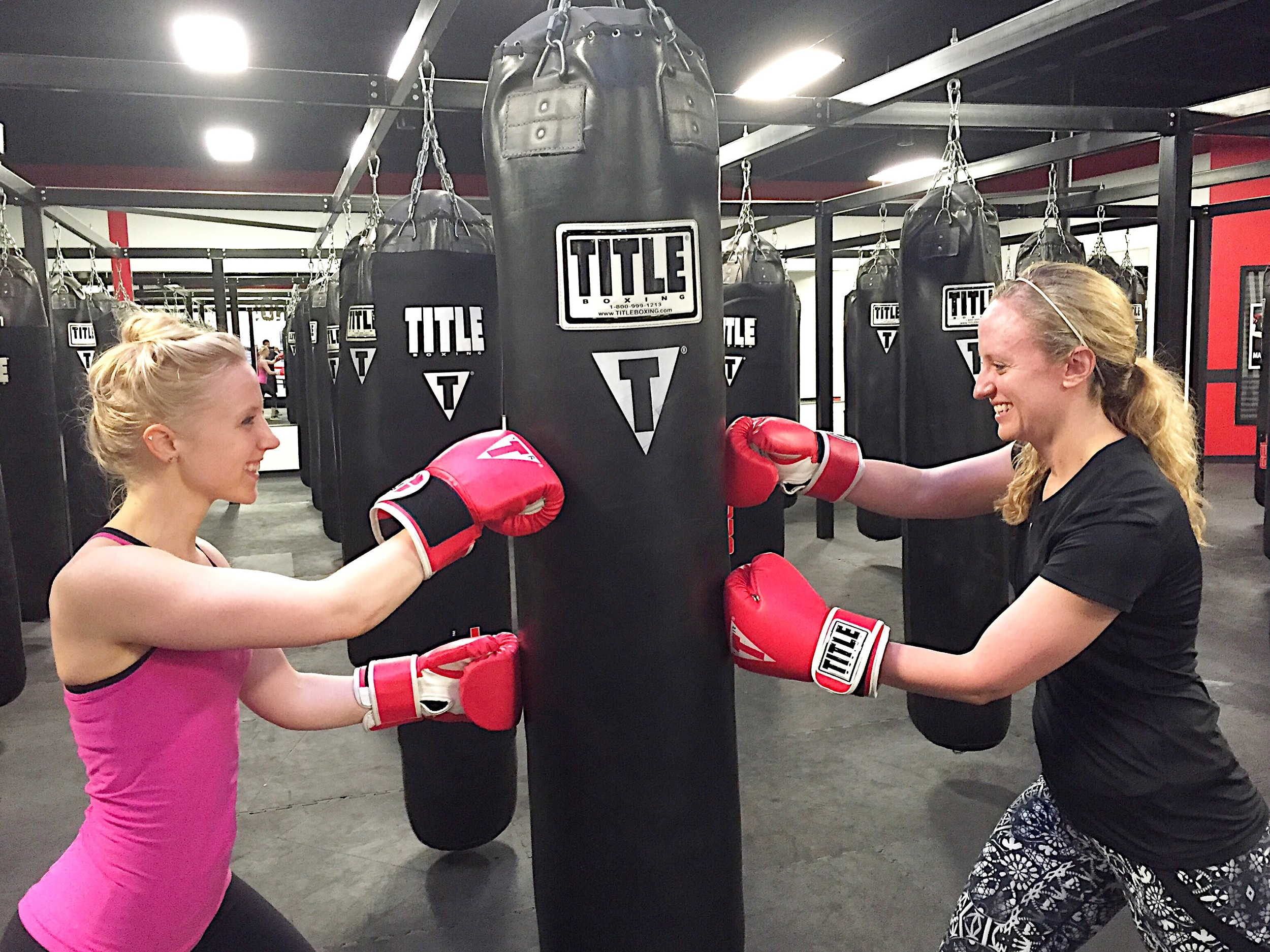 Title 9 Boxing, Kickboxing, Edina, Fitness Studio, Review,