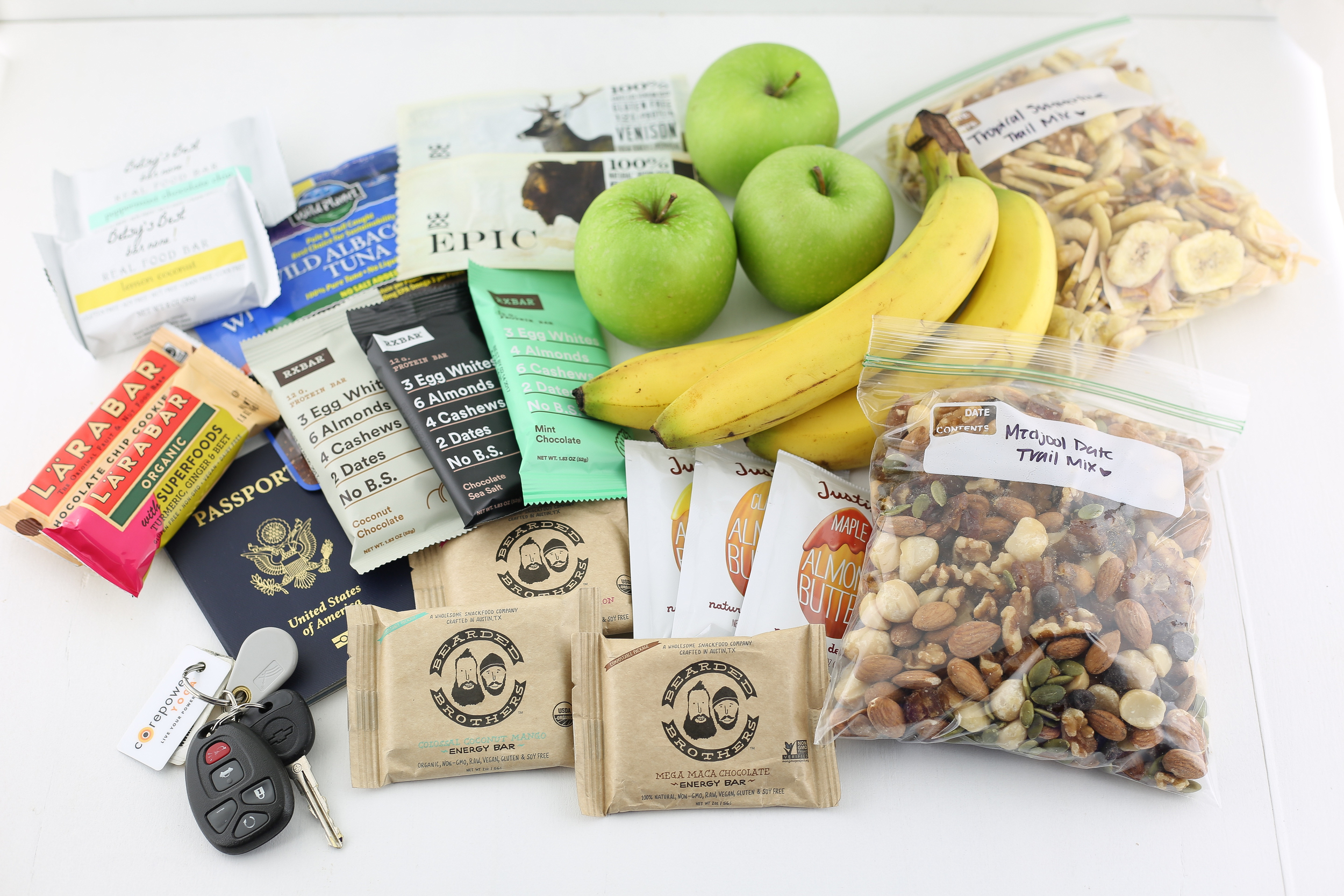travel healthy, healthy travel, paleo travel, fitness, health, healthy travel snacks, easy travel snacks, real food, gluten free, grain free, dairy free