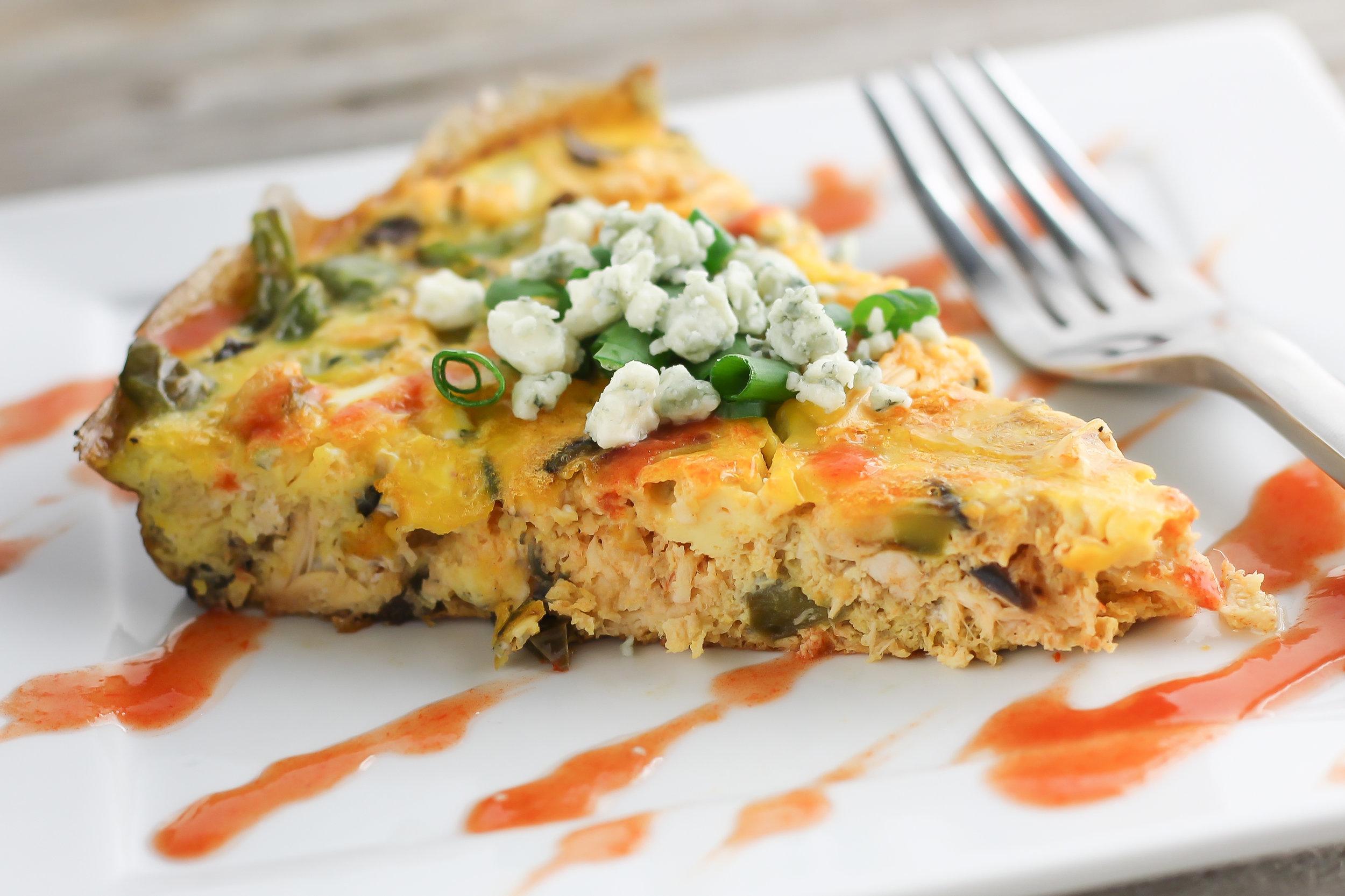 egg bake, homemade, delicious, yummy, buffalo, nutrition, definefettle, nutrient dense