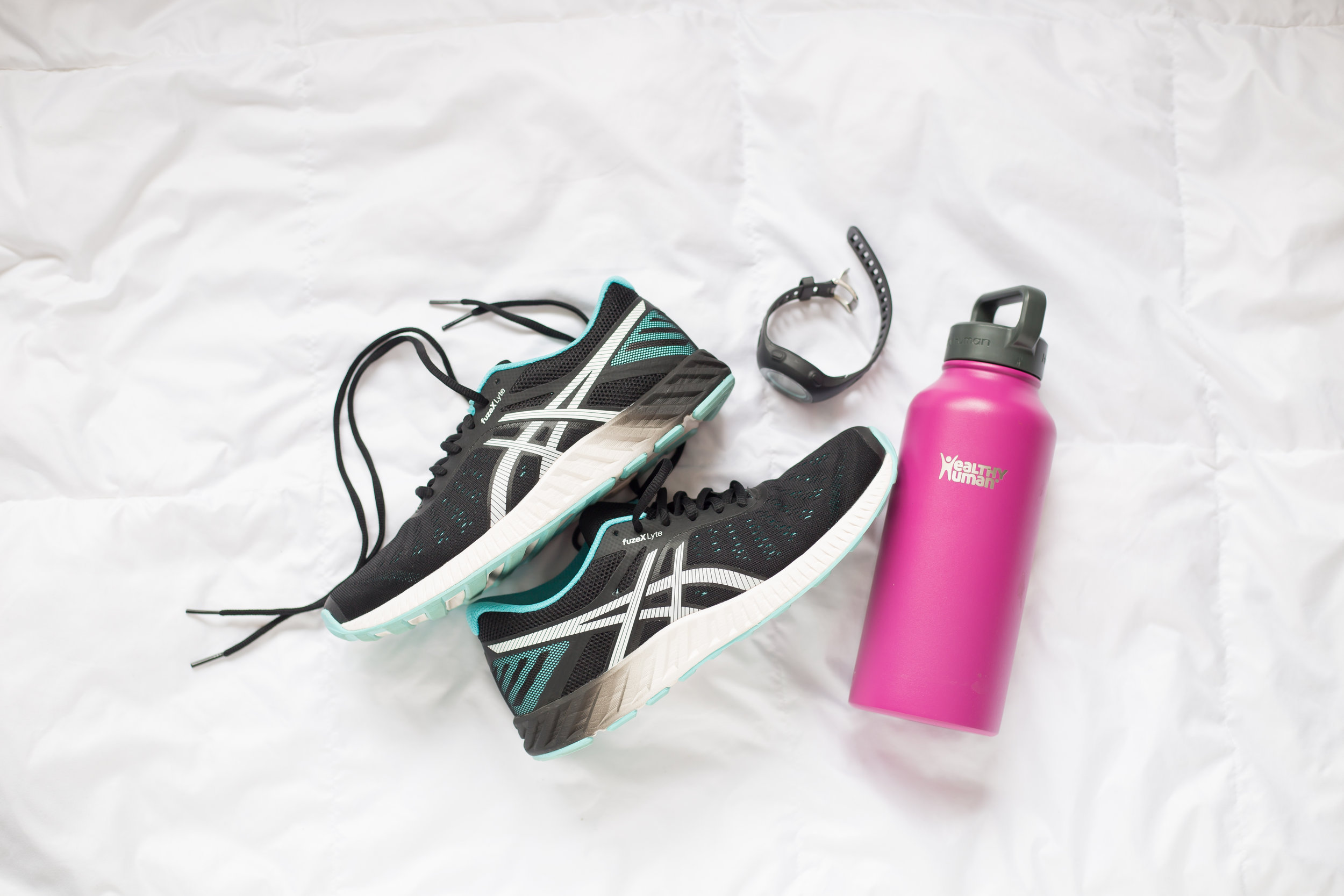What I'm Into Lately, Healthy Human, Asics, Garmin, Holiday Gift Guide, Fitness, Health Coach, Fitness Instructor, Safe Water, Take It With You,