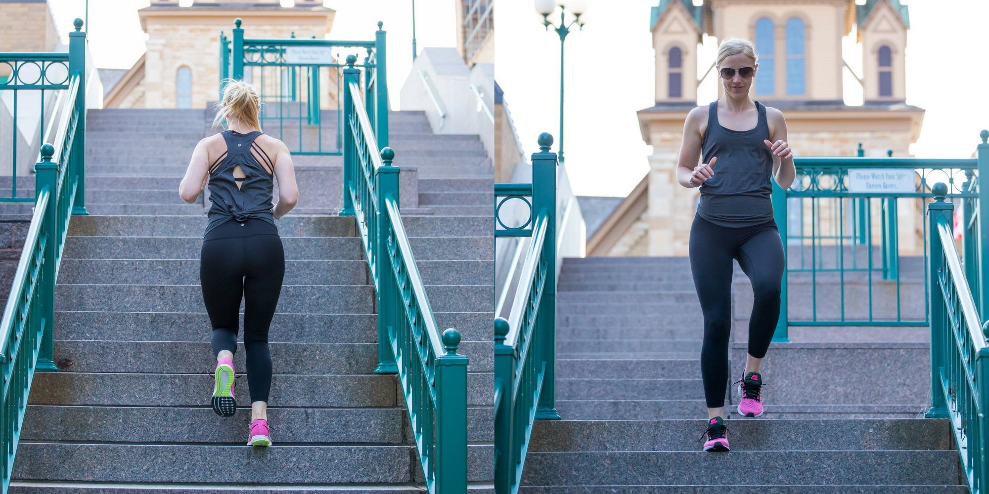Stair Workout, Outdoor Workout, 30 Minute Workout, Exercises for stairs,