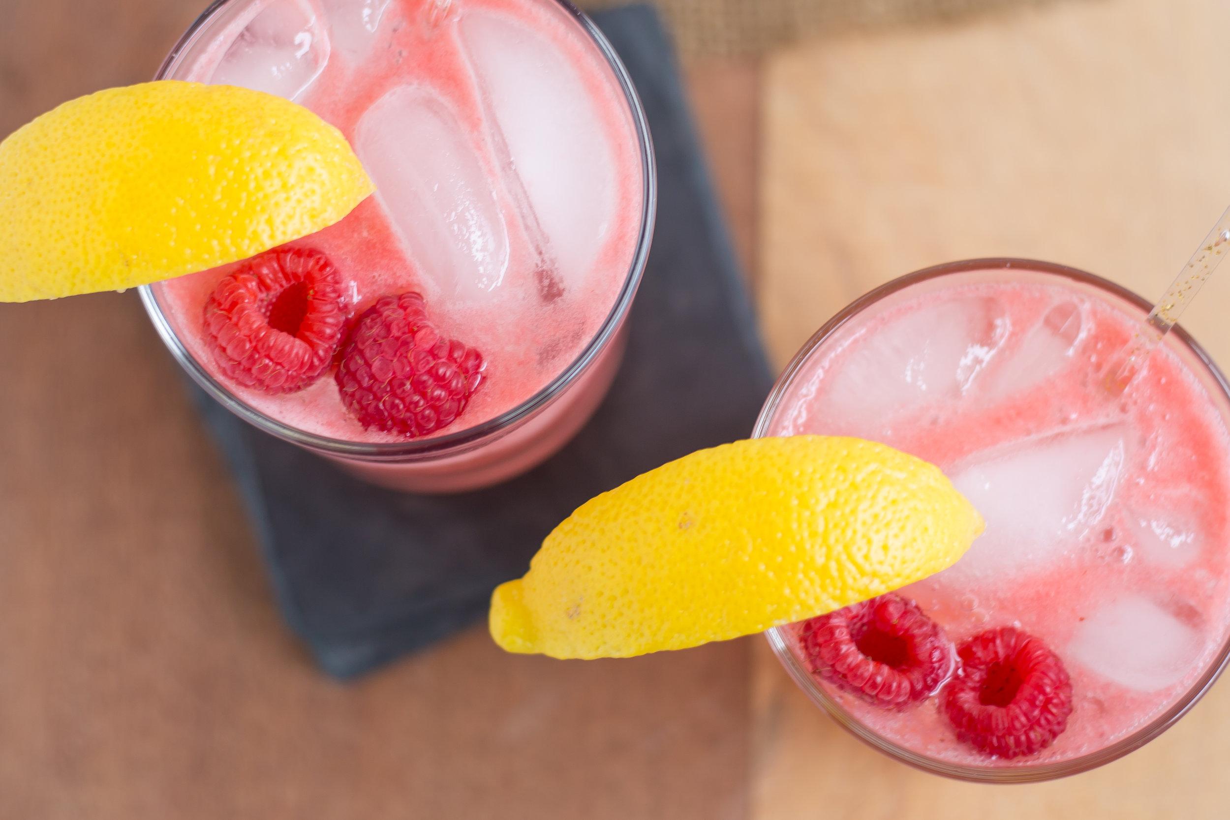 lemon raspberry shrubs, define fettle, paleo recipes, shrubs, easy recipes, healthy recipes, homemade, summertime,