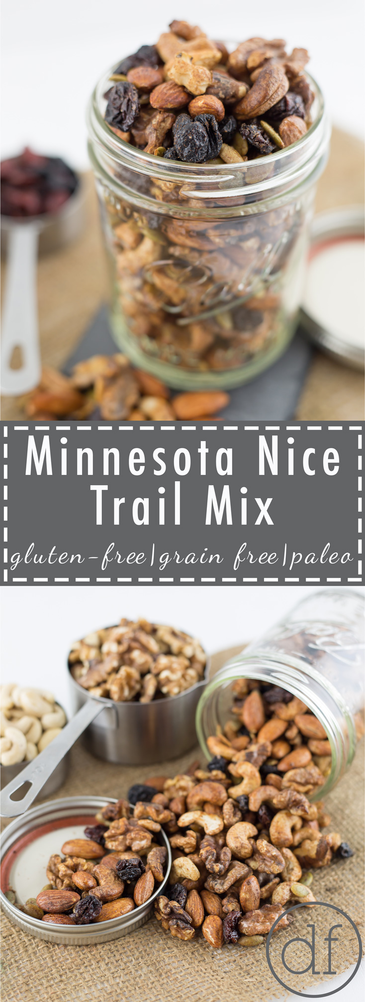 MN nice trail mix, grain free, gluten free, dairy free, paleo, north shore hiking, paleo recipes, define fettle, primal