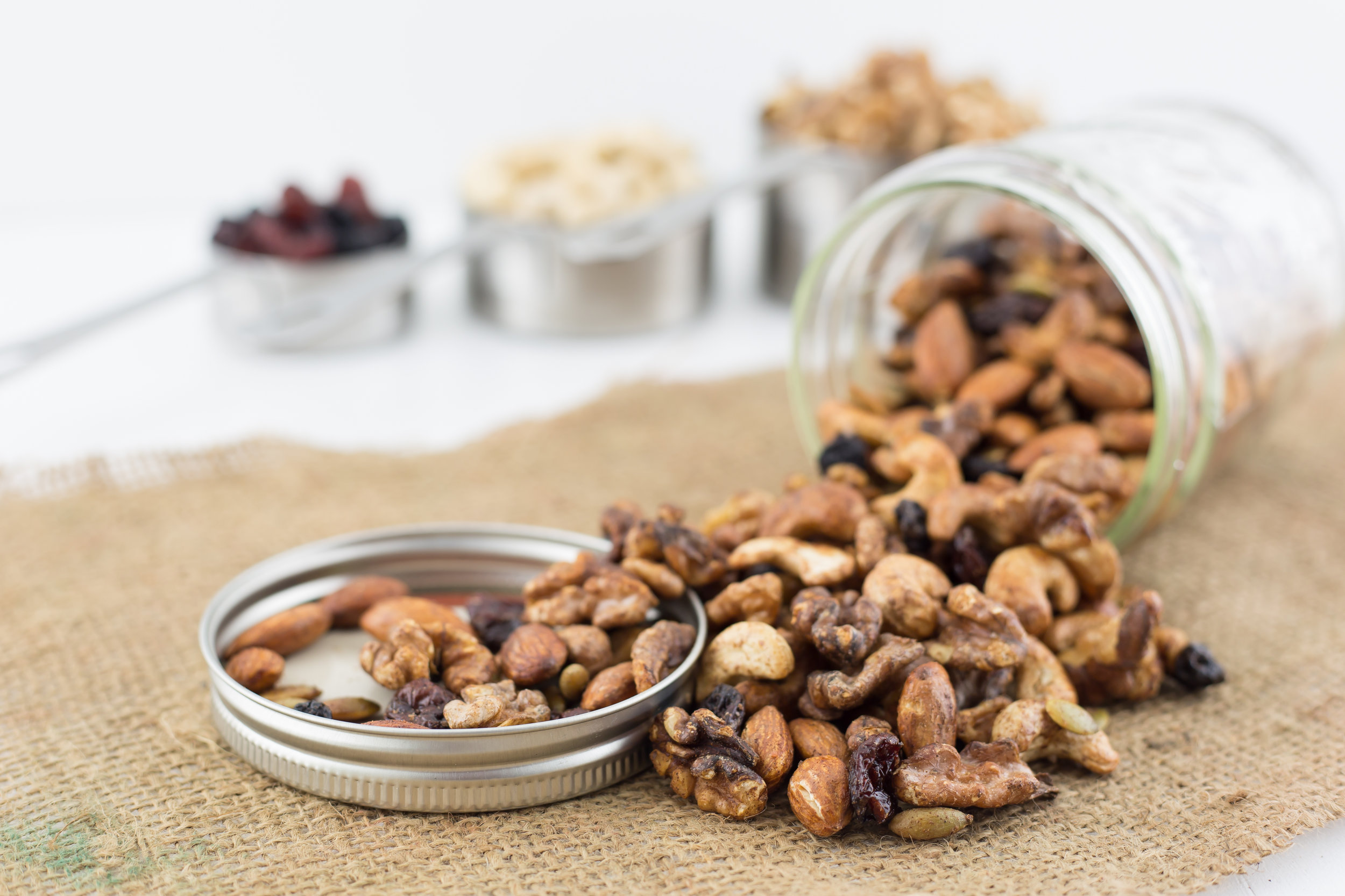 Paleo, Primal, Healthy Recipes, Whole Foods, Real Food, Nuts, Snack Mix, Trail Mix, Define Fettle,
