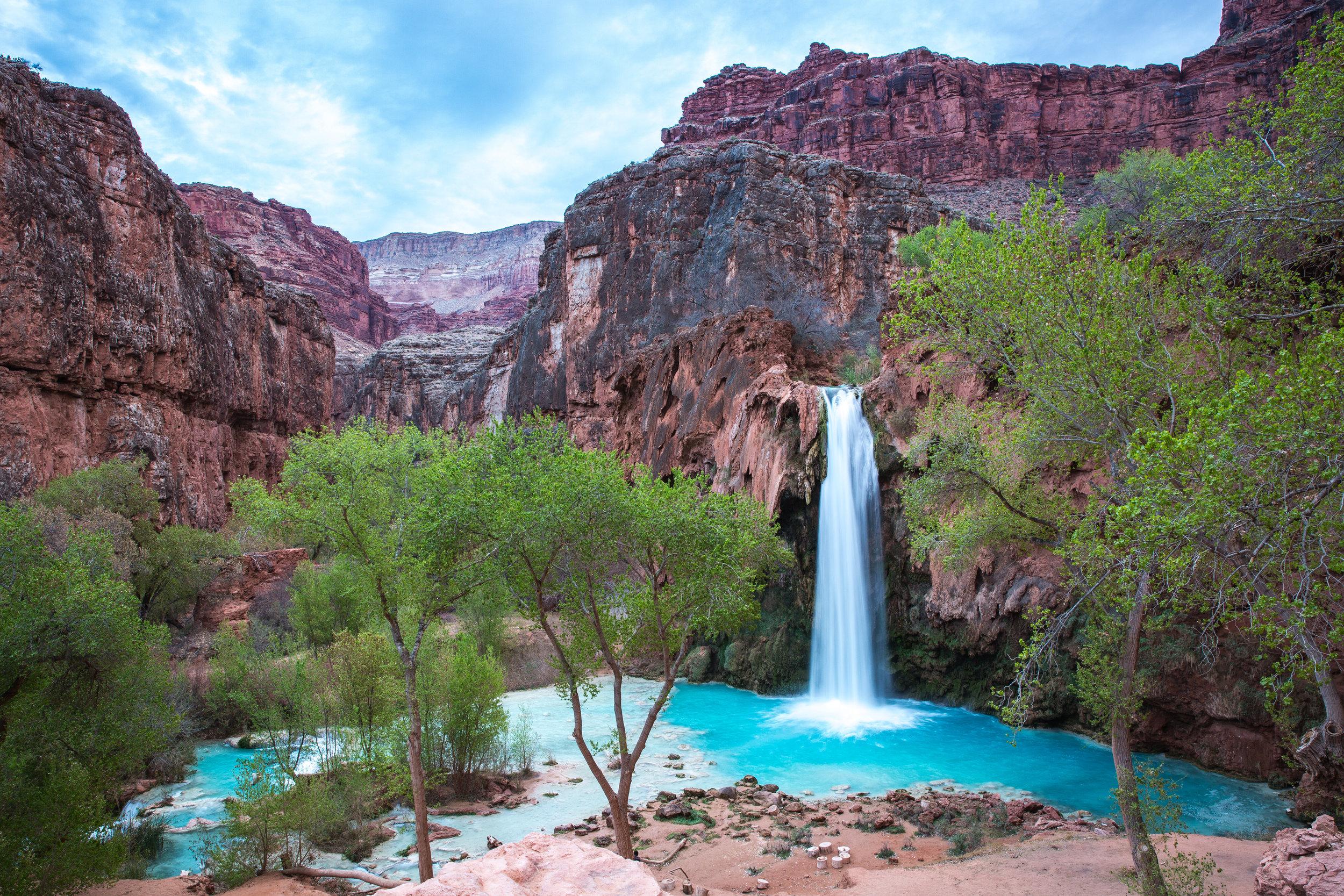 Havasu Falls, Havasupai Falls, Arizona, Explore Arizona, Havasu Tribe, Travel Arizona, Hike Havasu Falls