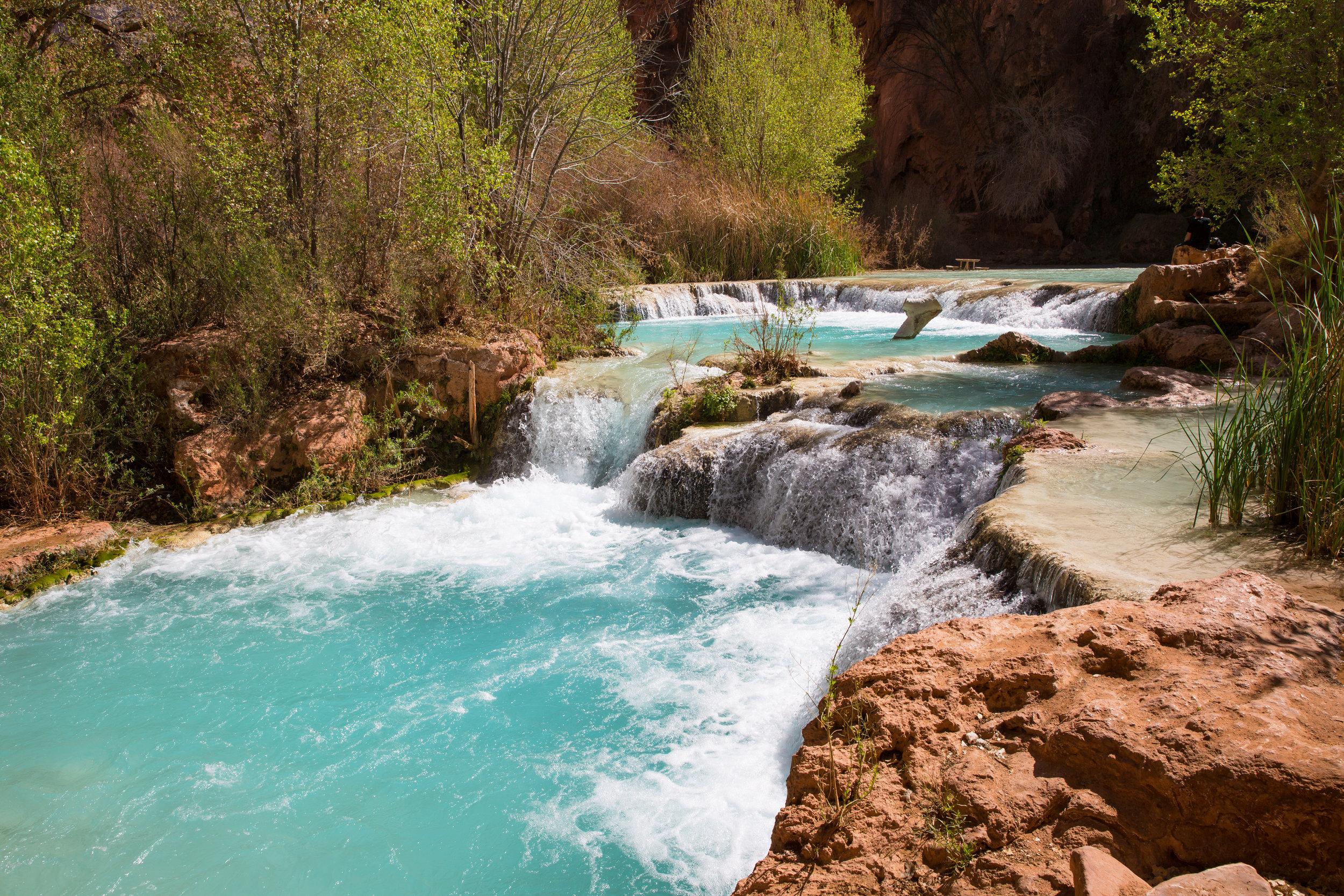 Havasu Falls, Havasupai, Havasu Tribe, Arizona, Travel Arizona, Explore Arizona