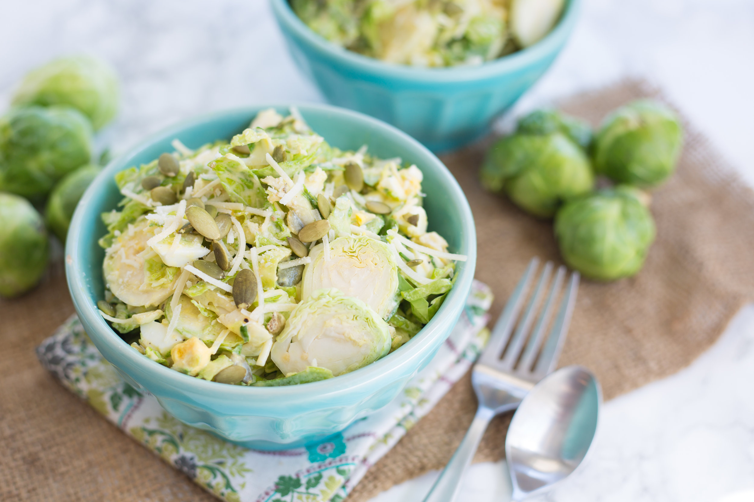 Brussels Sprouts Salad, Healthy Recipes, Whole30, Paleo Recipes, Summertime, Define Fettle, Gluten Free, Grain Free, Dairy Free, Primal