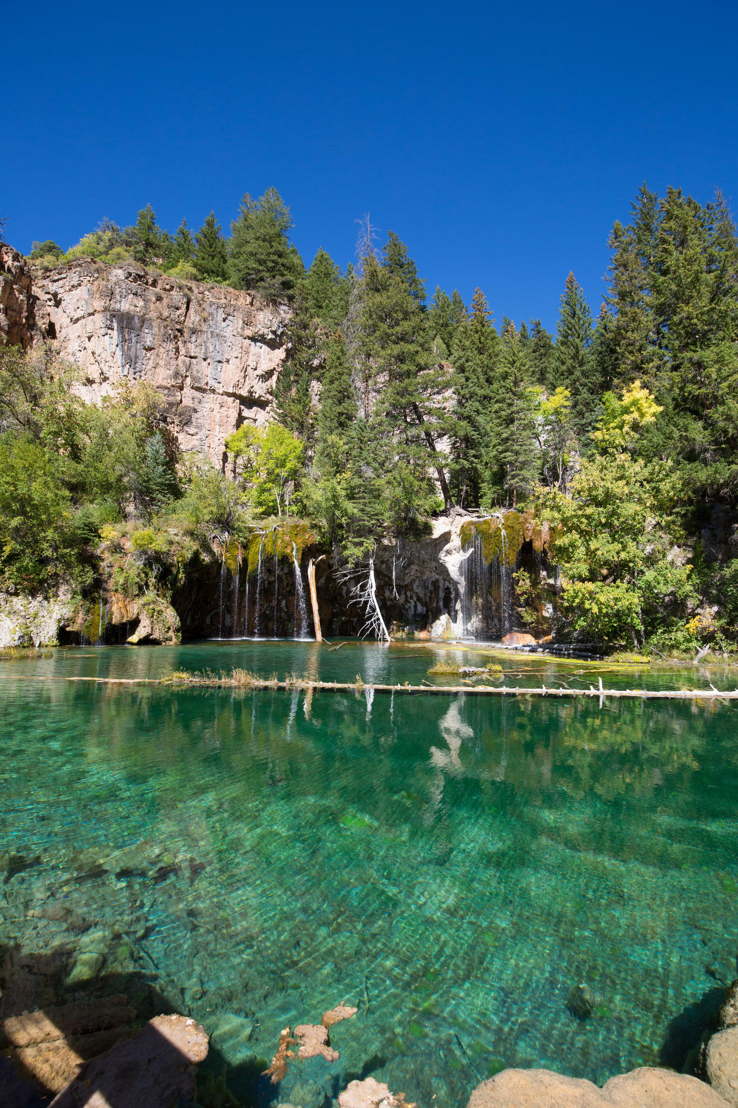 Hanging Lake, Hike Hanging Lake, Colorado, Hike Colorado,
