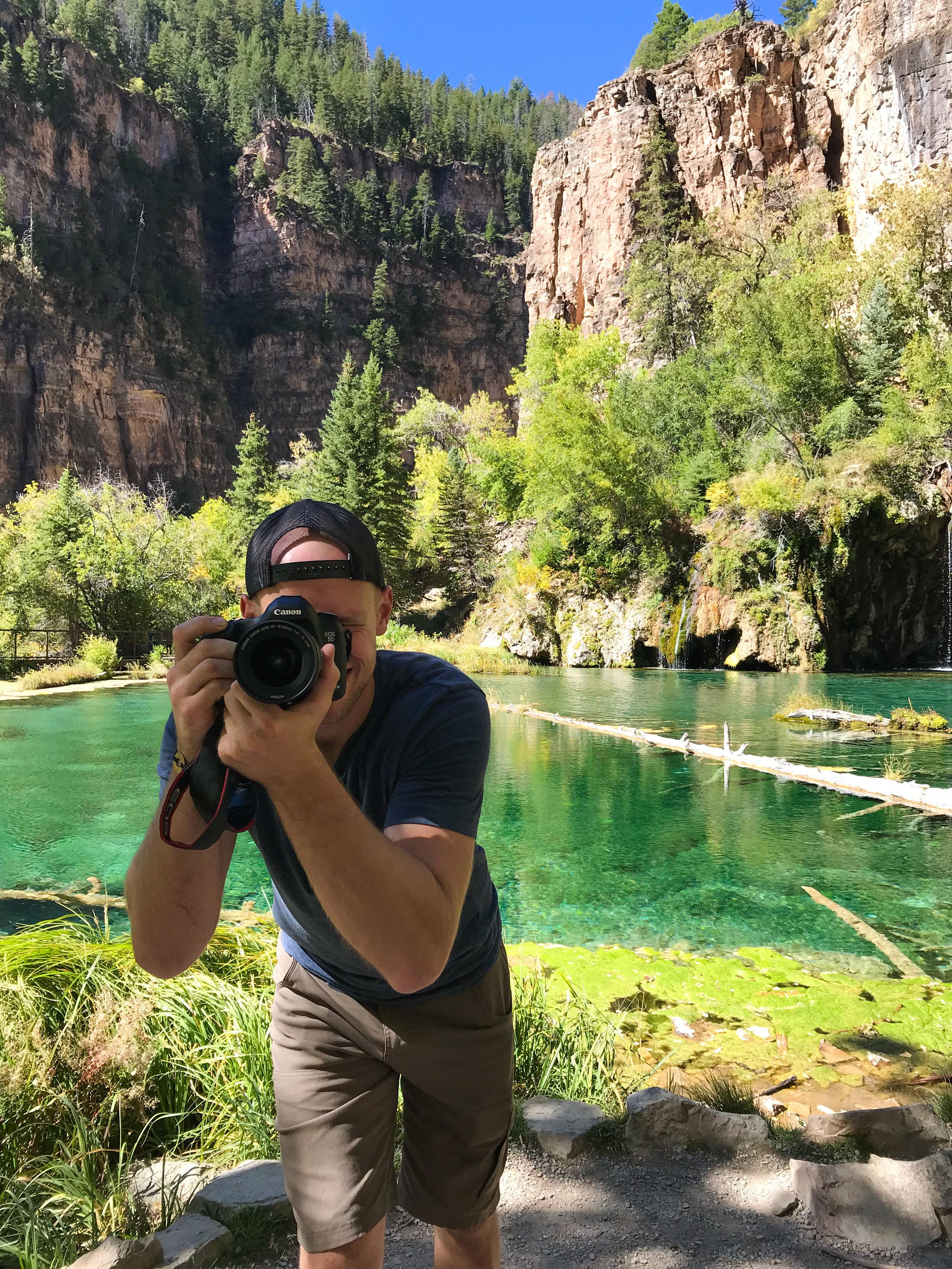 Hanging Lake, Colorado, Hiking, Outdoors, Define Fettle, Travel Blog, Denver to Moab,