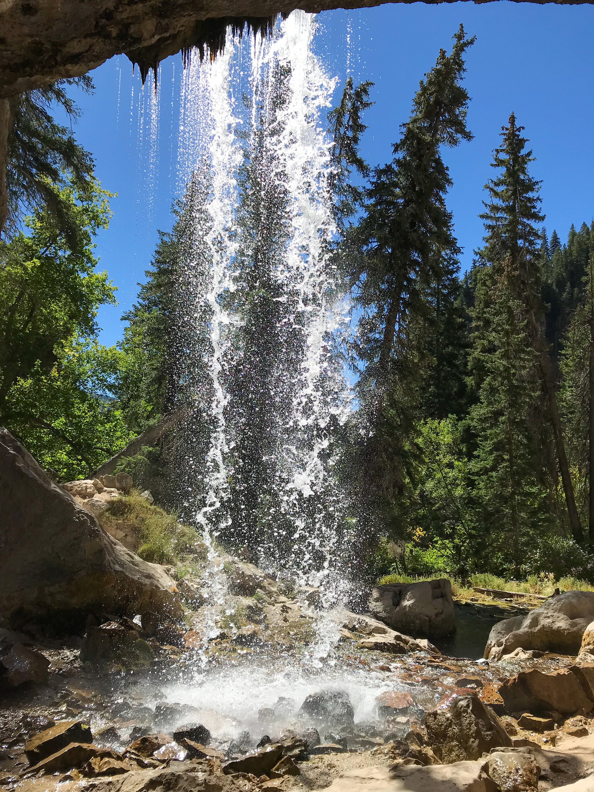 Spouting Rock Colorado