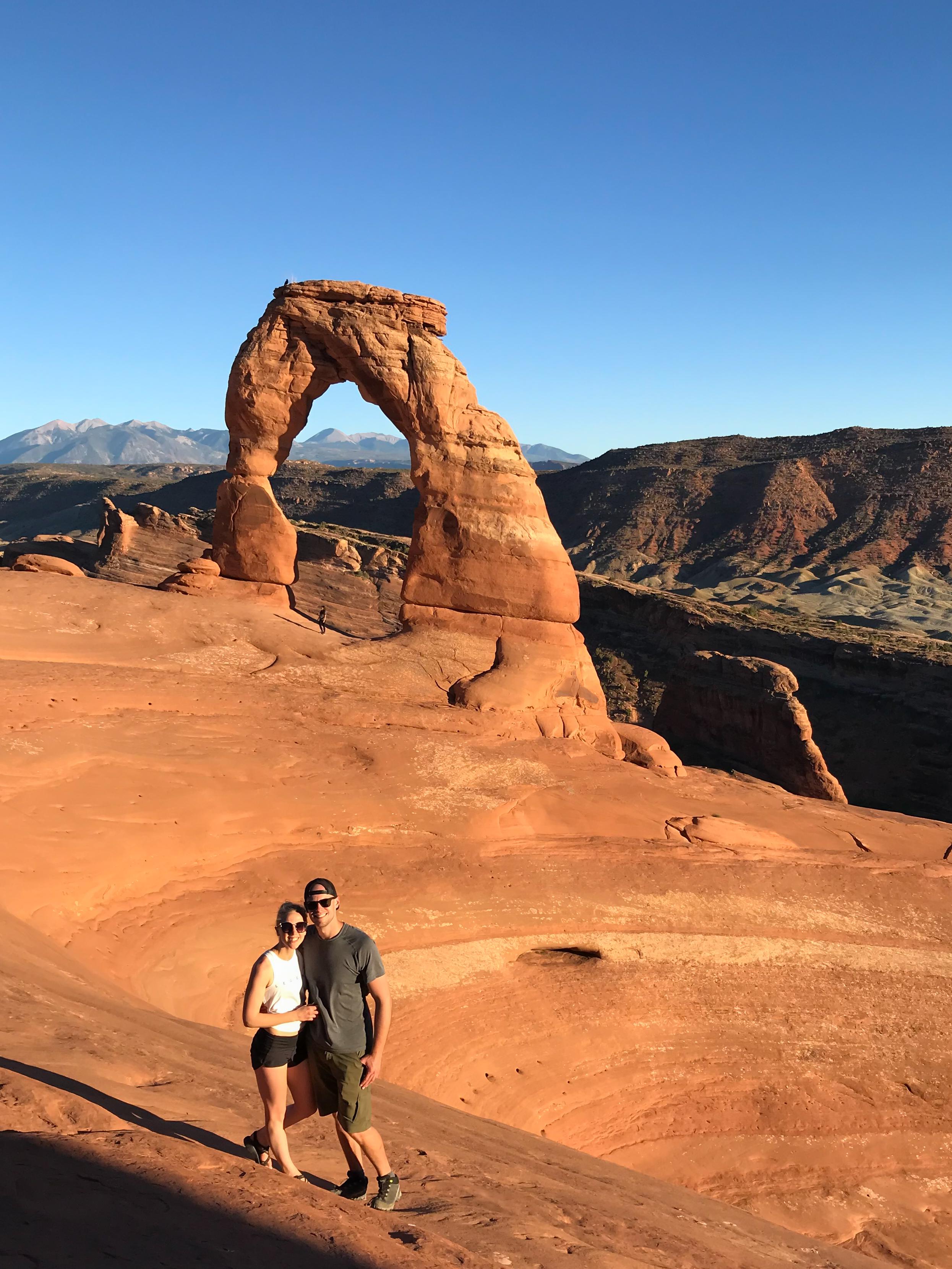 Define Fettle Travels, Arches National Park, Moab, Utah