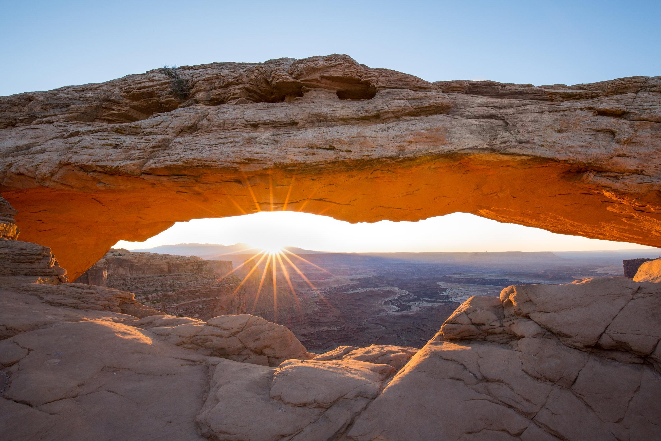 Mesa Arch, Best Sunrise In Canyonlands, Mesa Arch Sunrise, Canyonlands, Canyonlands National Park, Define Fettle Travels, Define Fettle,