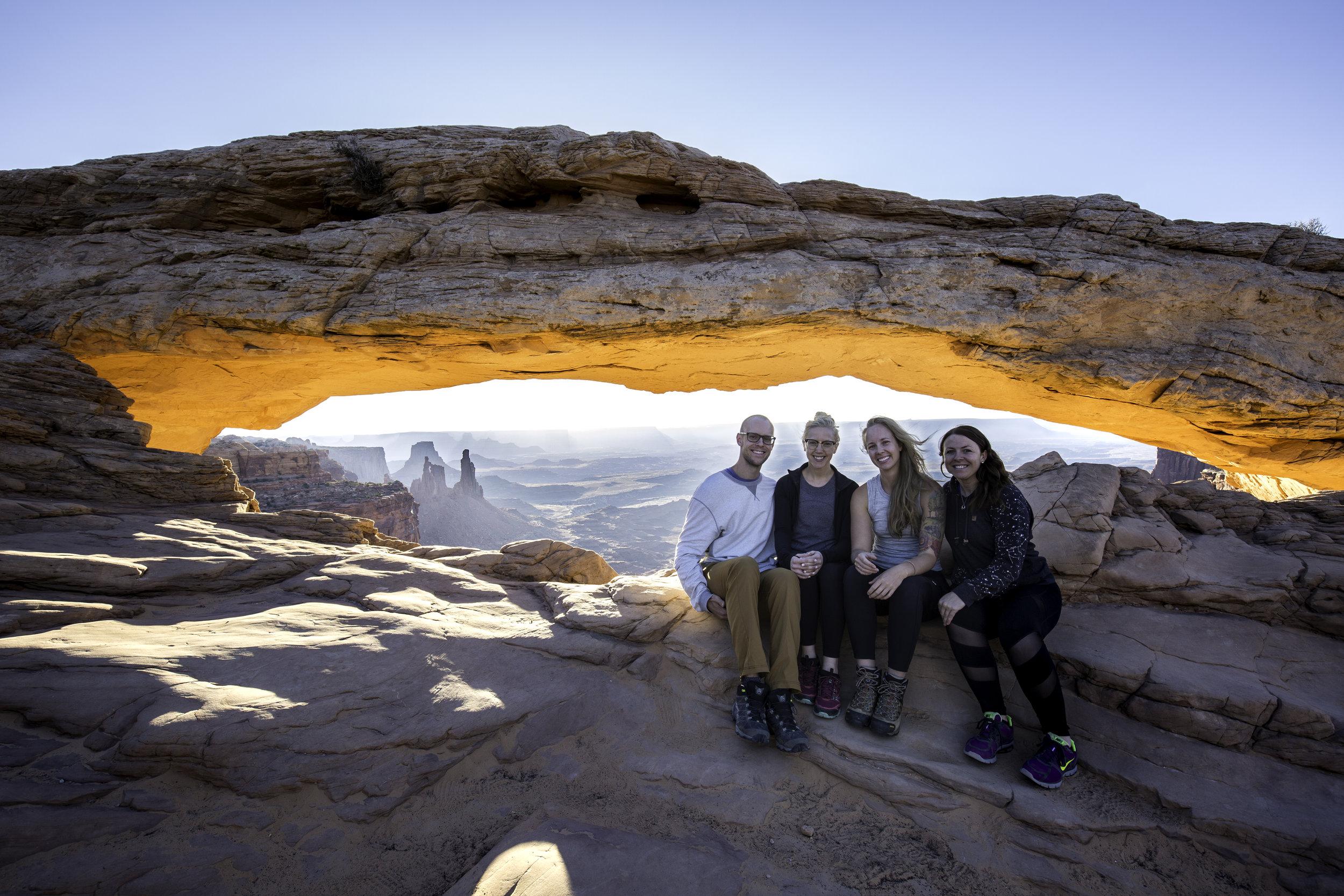 Mesa Arch, Canyonlands, Canyonlands National Park, Sunrise, Mesa Arch Sunrise, Best Sunrise, Utah, Moab, National Park, Define Fettle, Define Fettle Travels,