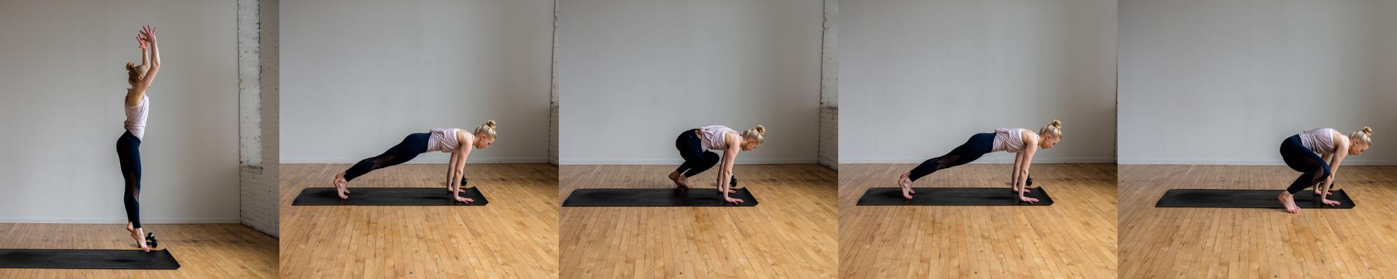 Oblique Tuck Burpees, Burpees, Yoga Sculpt Circuit, Home Workout, Define Fettle, Fitness Blogger