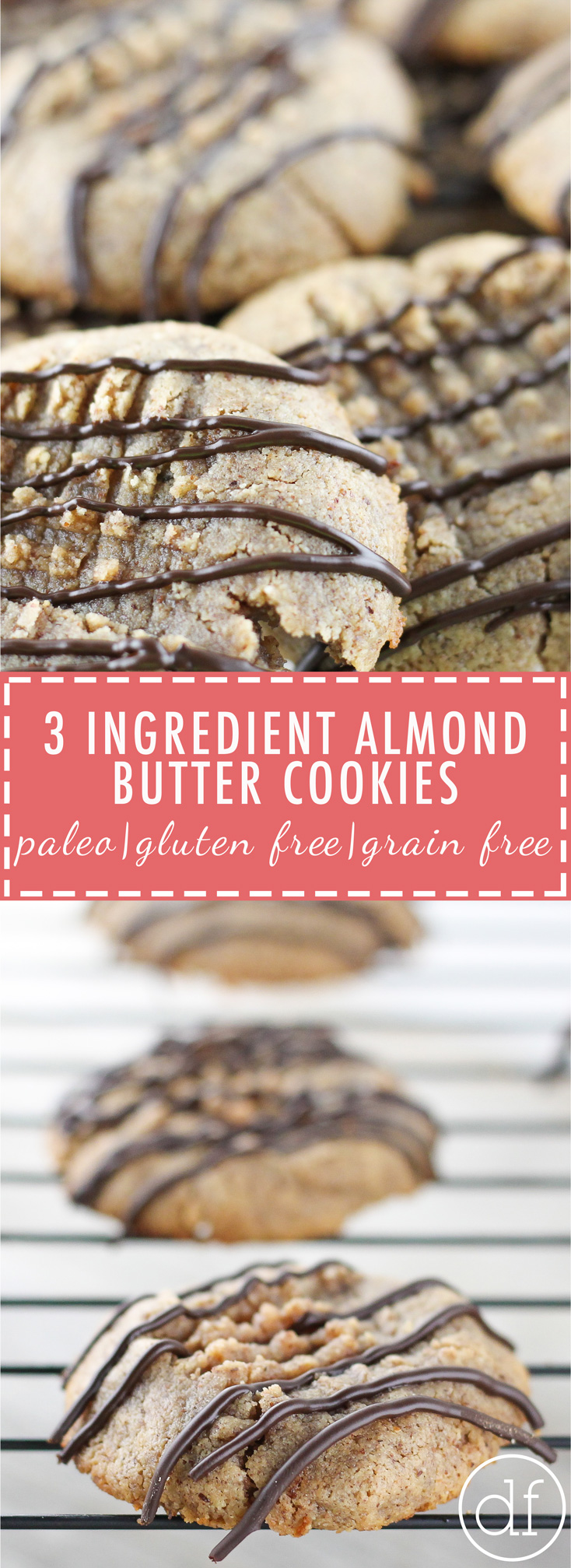 Paleo, Paleo Cookies, Easy, Simple, Christmas Cookies, Paleo Christmas Cookies, Almond Butter, Grain Free, Gluten Free, Dairy Free, Define Fettle