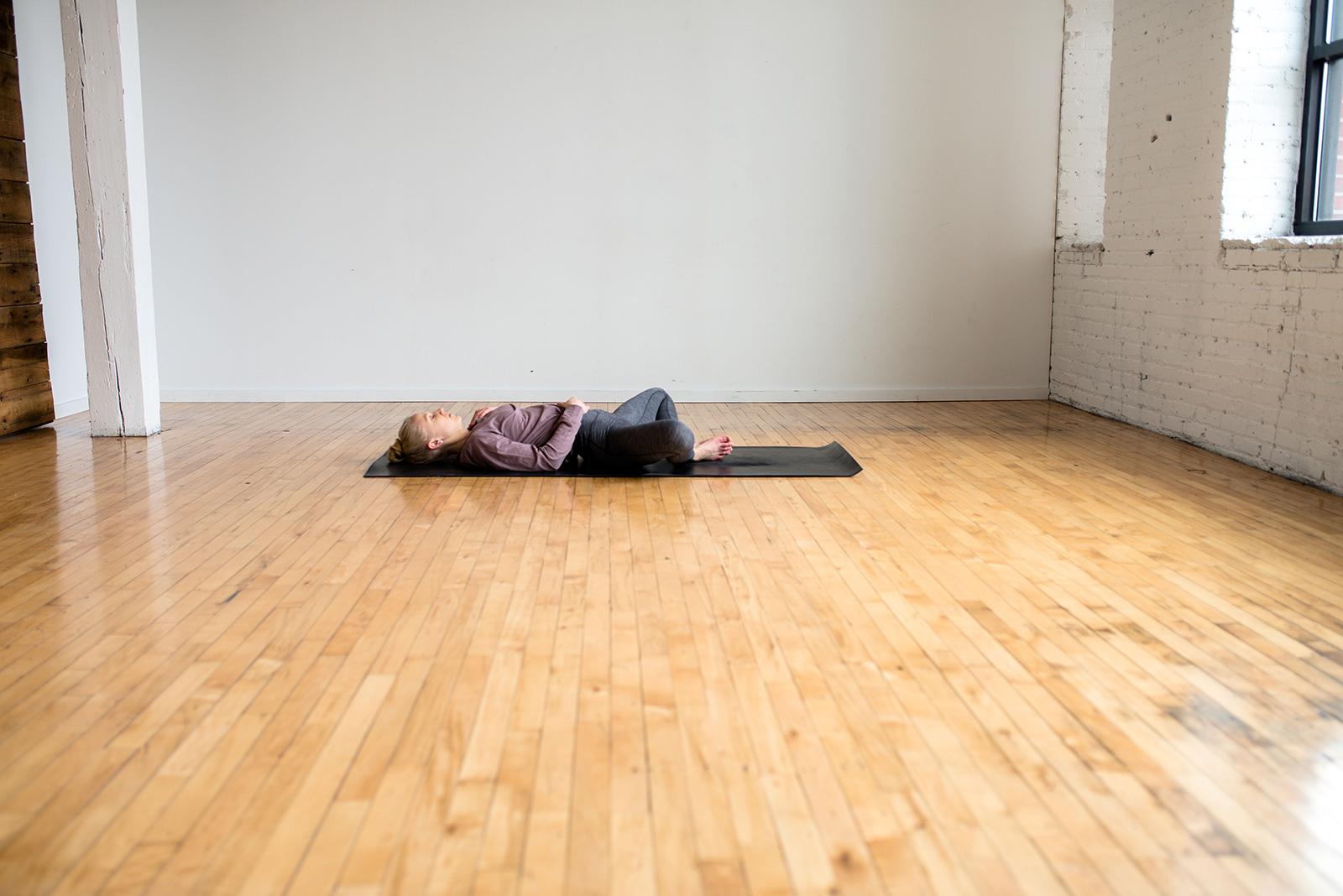 Reclining Goddess, Bedtime Yoga Routine, Bedtime Yoga, Define Fettle