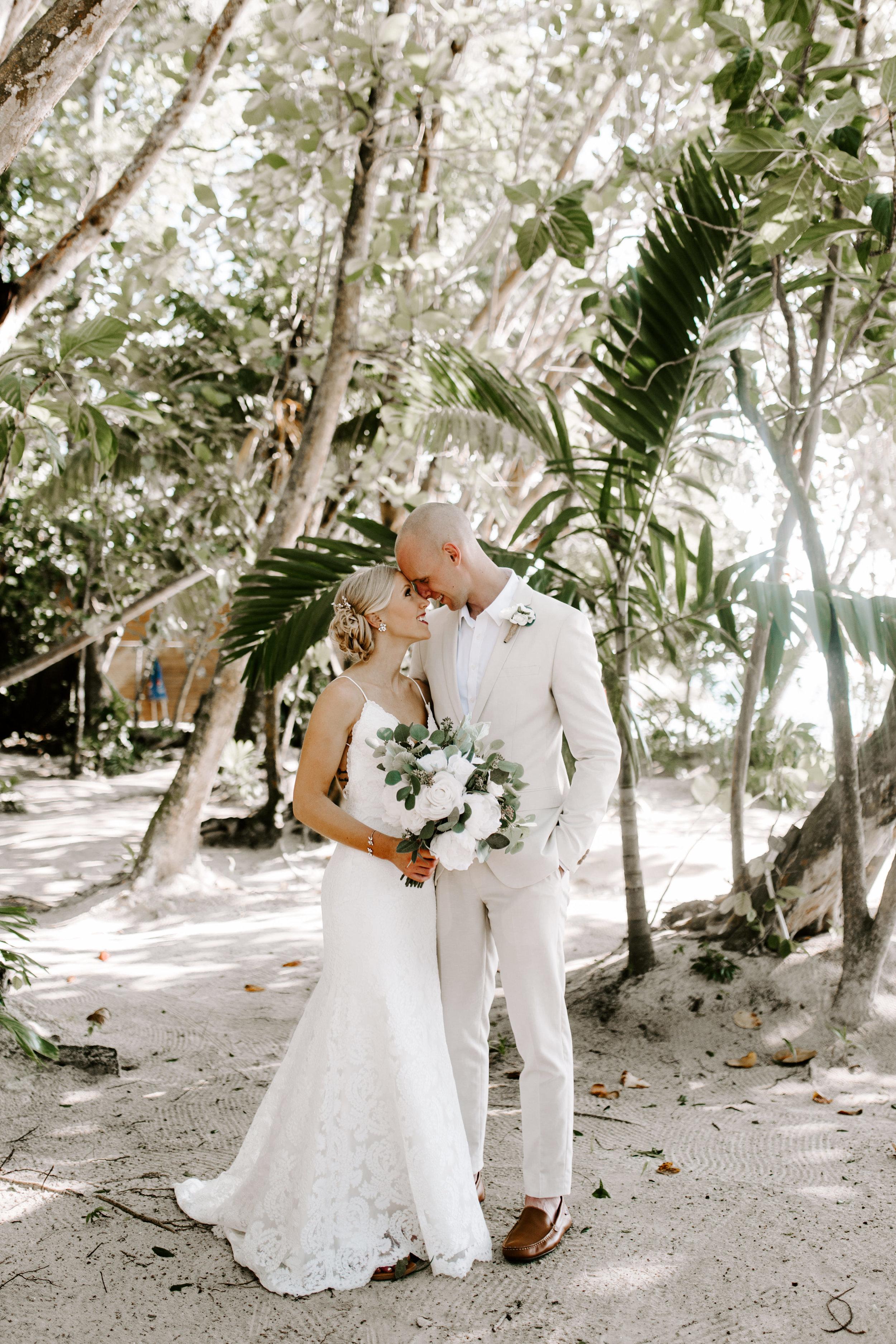 beach wedding, destination wedding, jamaica wedding, katie may, katie may bridal, wedding dress, beach wedding dress, define fettle