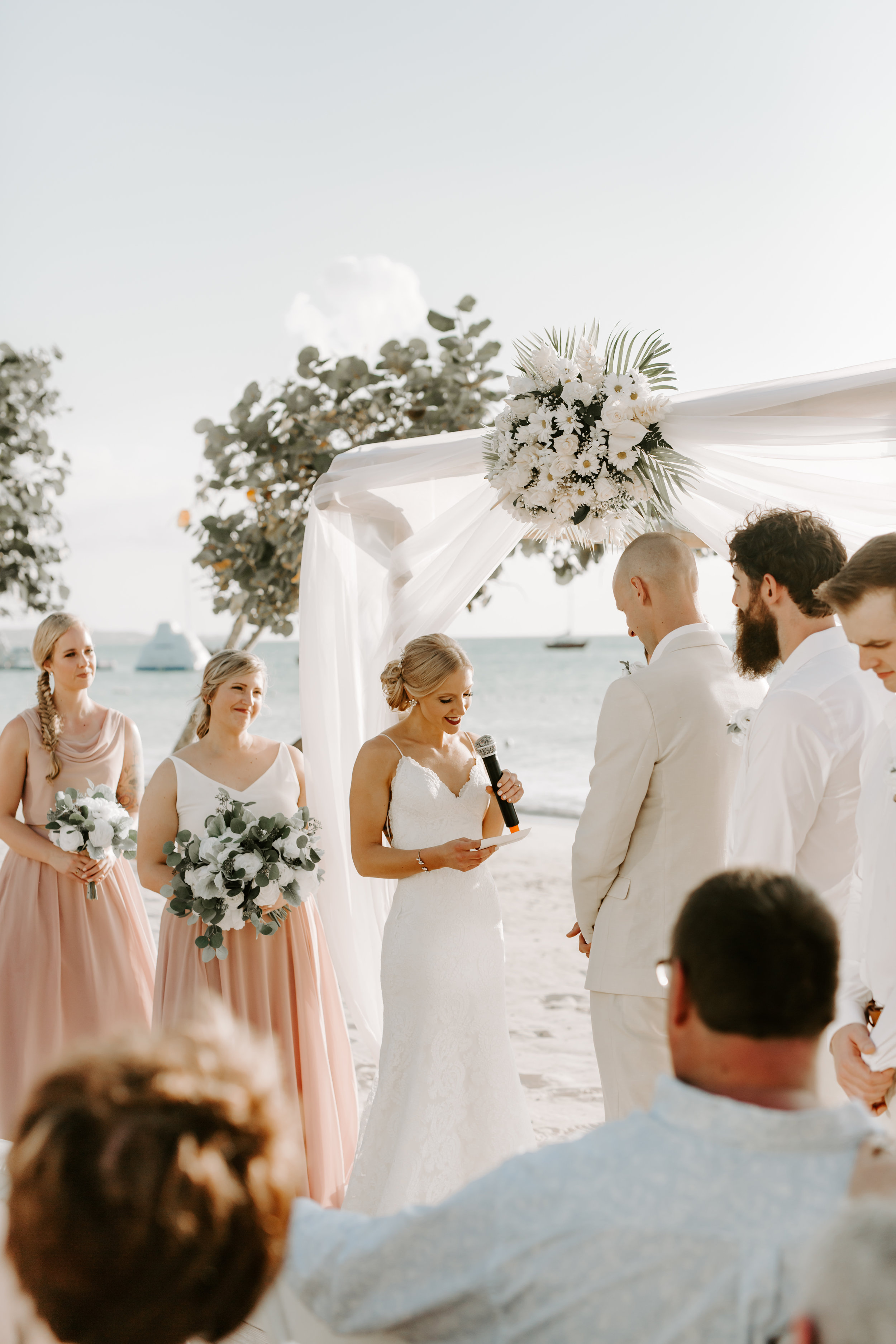 beach wedding, beach wedding dress, wedding vows, wedding day, destination wedding, jamaica wedding, define fettle