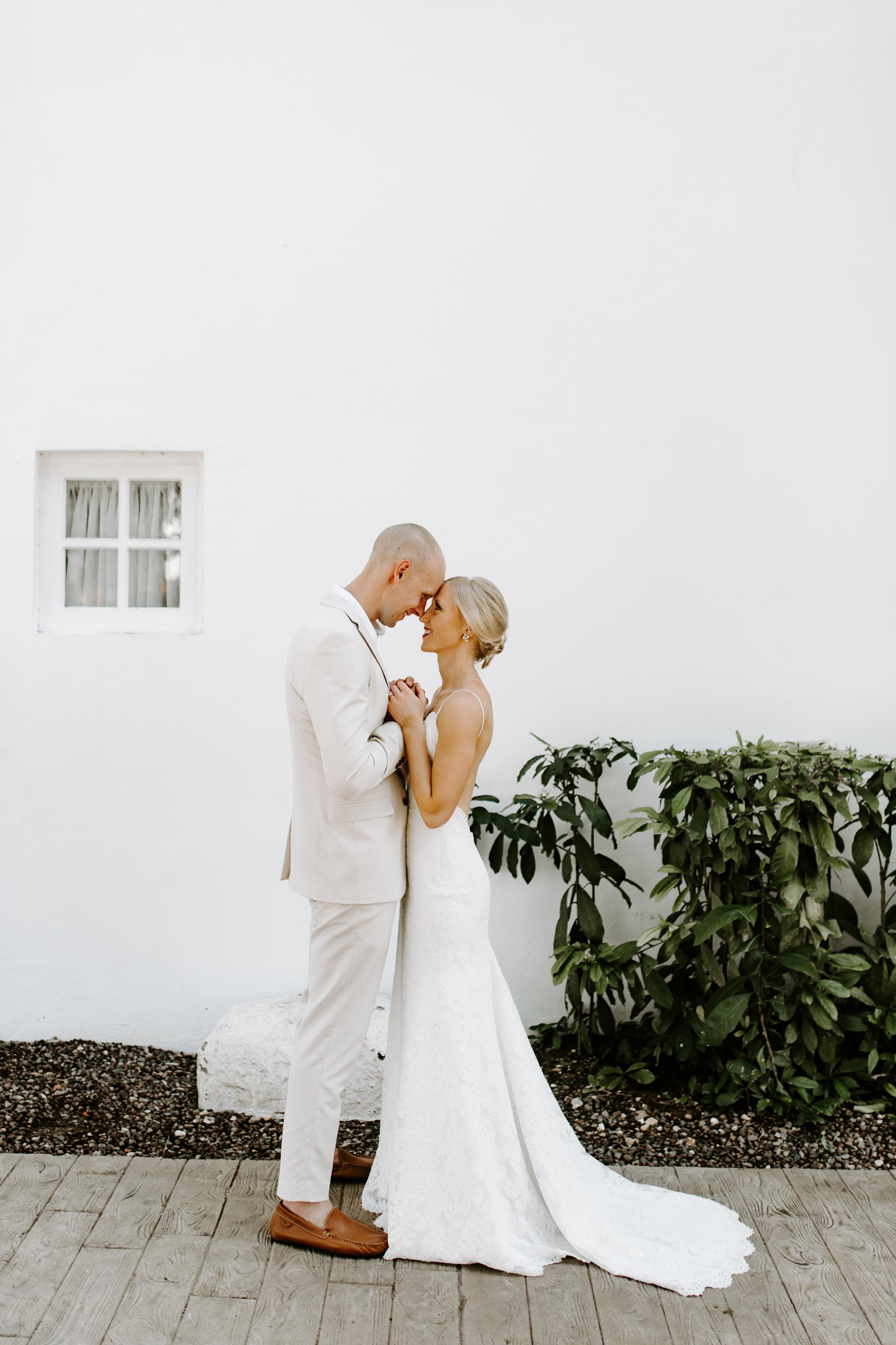 beach wedding, destination wedding, beach bride, katie may, katie may bridal, backless dress, backless wedding dress, backless wedding gown, define fettle