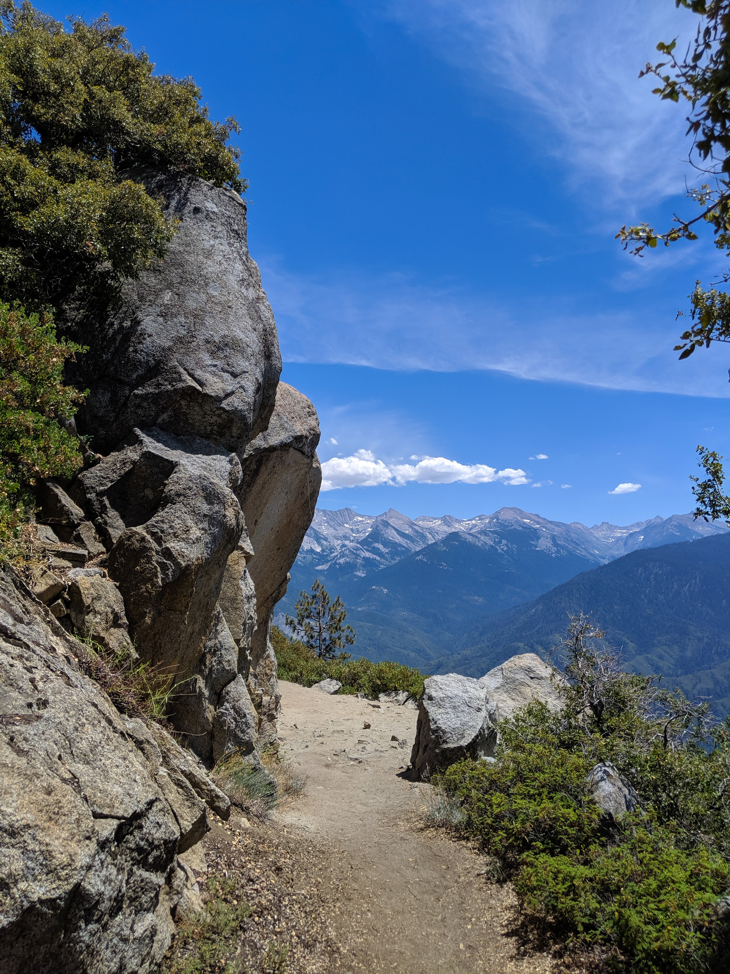 Eagle View, Sequoia National Park, CA National Parks, Eagle View Hike