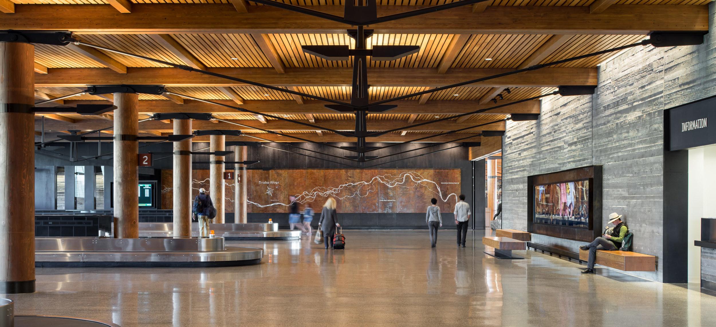 Jackson Hole Airport >> Jackson Hole Airport Cover Wadman Corporation