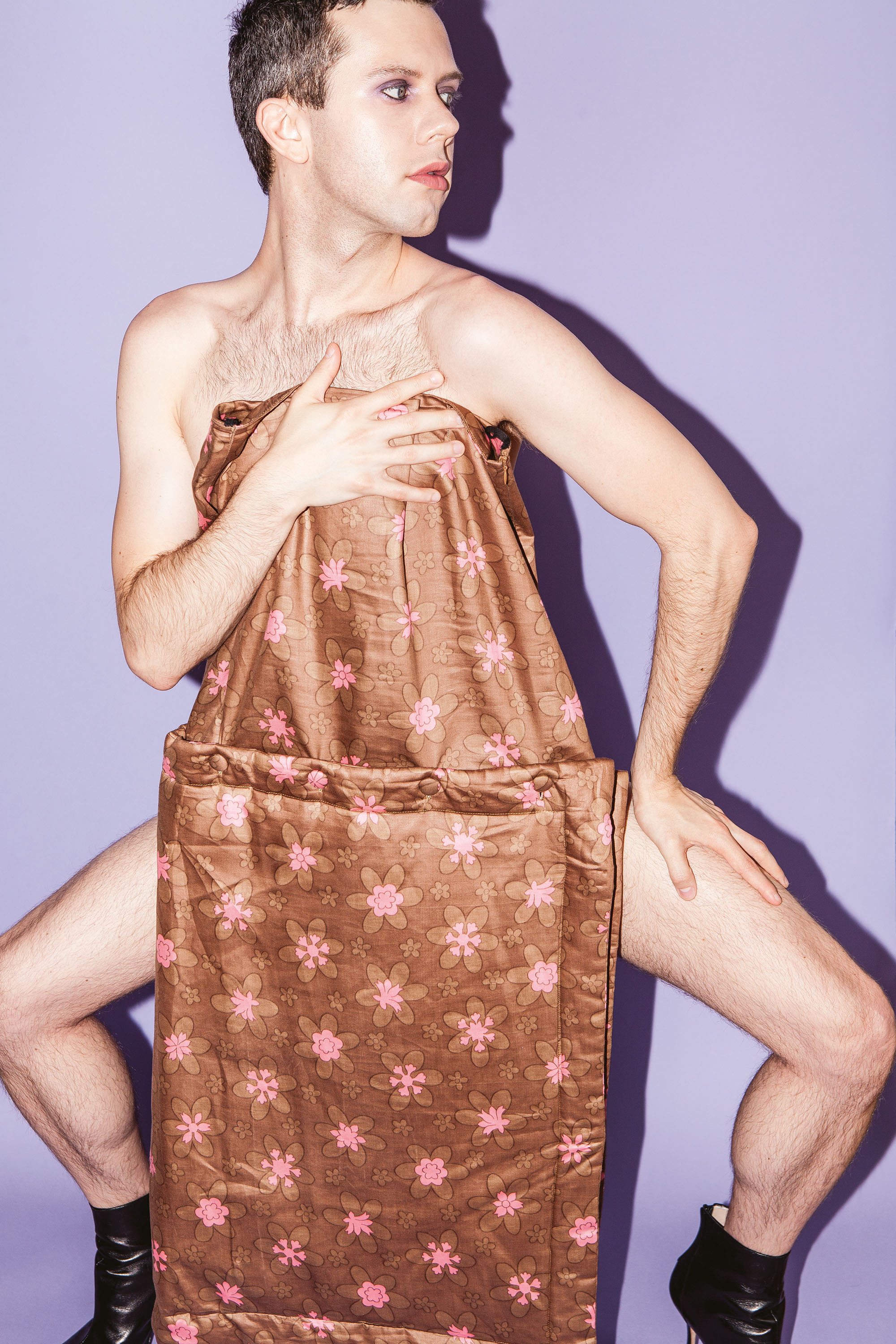 Amy Sedaris Naked cole escola is down for whatever* — cakeboy magazine