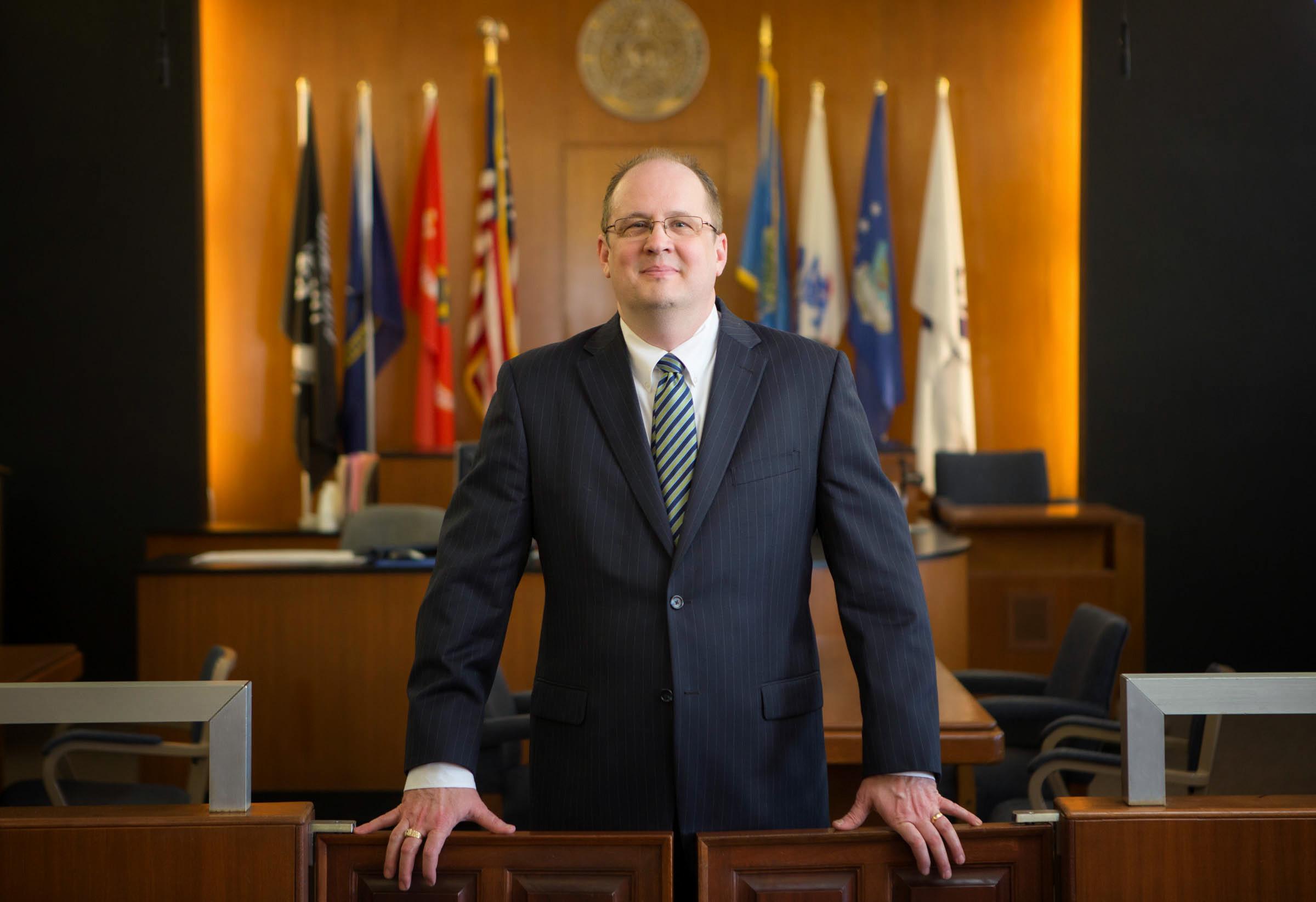 Tulsa Divorce Attorney Keith Jones 2