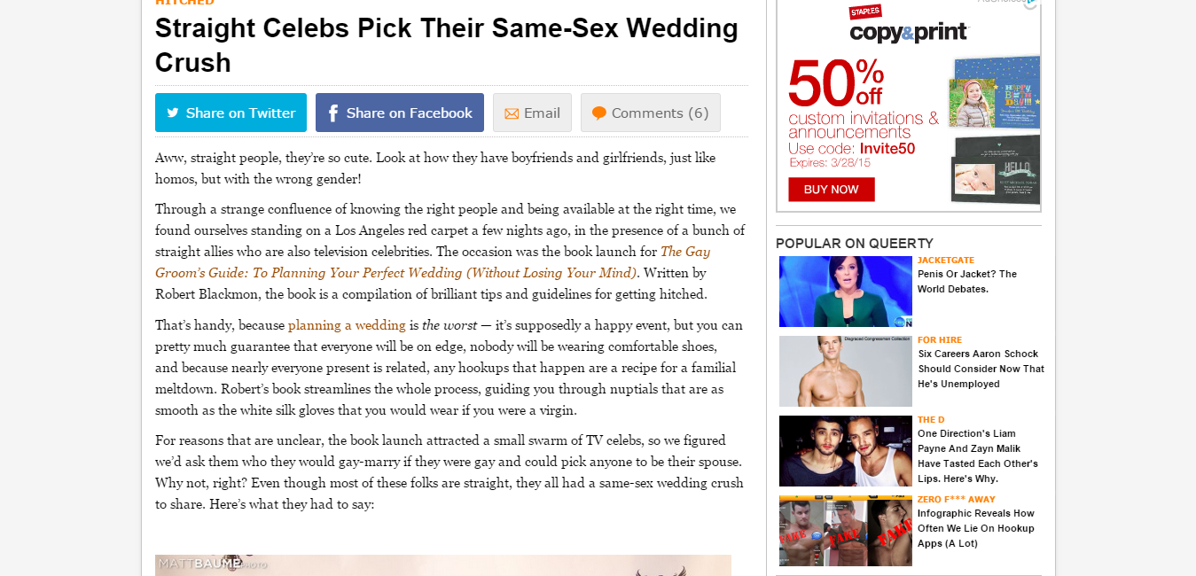 Straight Celebs Pick Their Same Sex Wedding Crush   Queerty.png