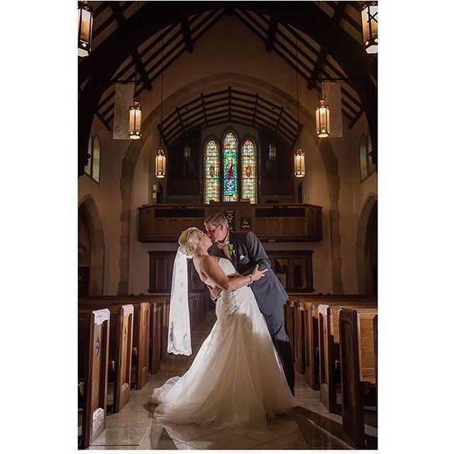 From a gorgeous wedding two weeks ago. #ocf #offcameraflash #brideandgroom #stlbride #brideandgroom #weddinginspiration #stlwedding #stlweddingphotographer #havecamerawilltravel #destinationweddingphotographer #stainedglass #photographerlife
