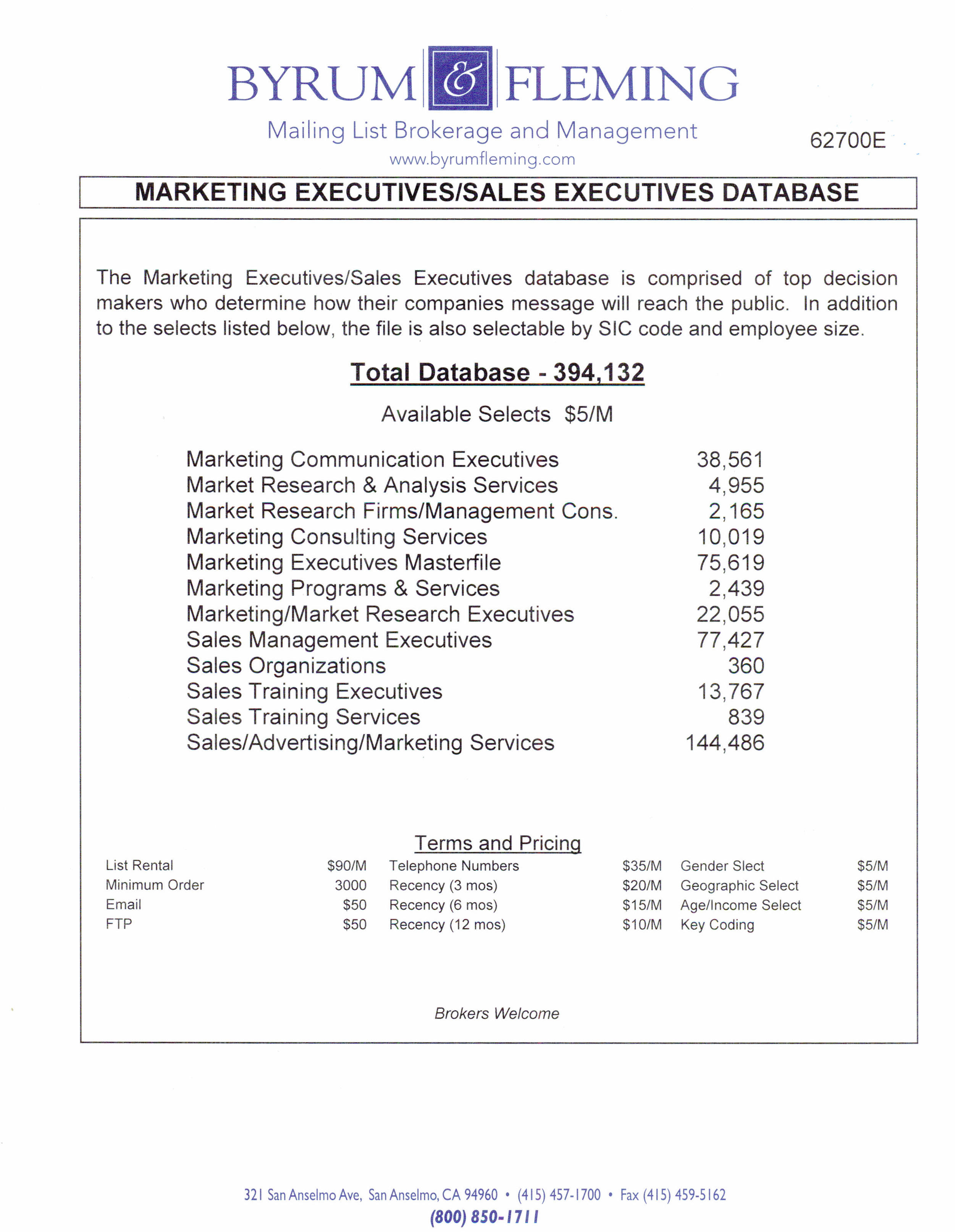 CommunicationResearch & Analysis Services Research Firms/Management Cons. Consulting Services Programs & Services Management Organizations Training Services Advertising