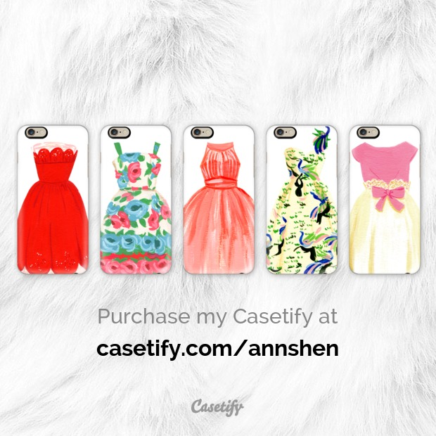 Shop my tech case collection at Casetify!