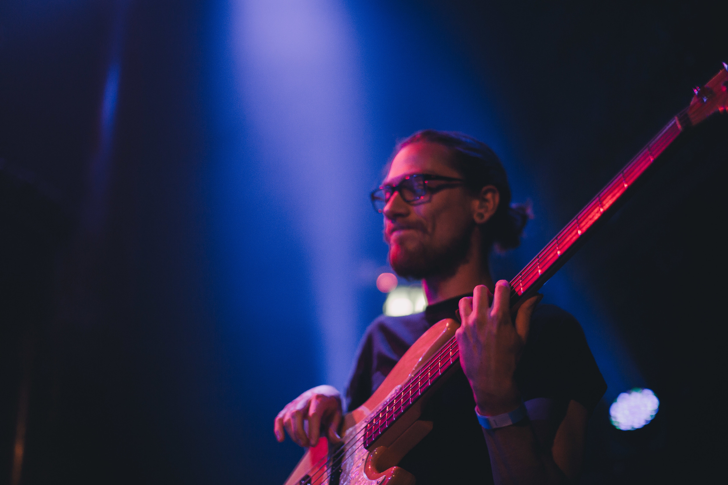 photos taken by   Mo Alcaraz  at Great American Music Hall