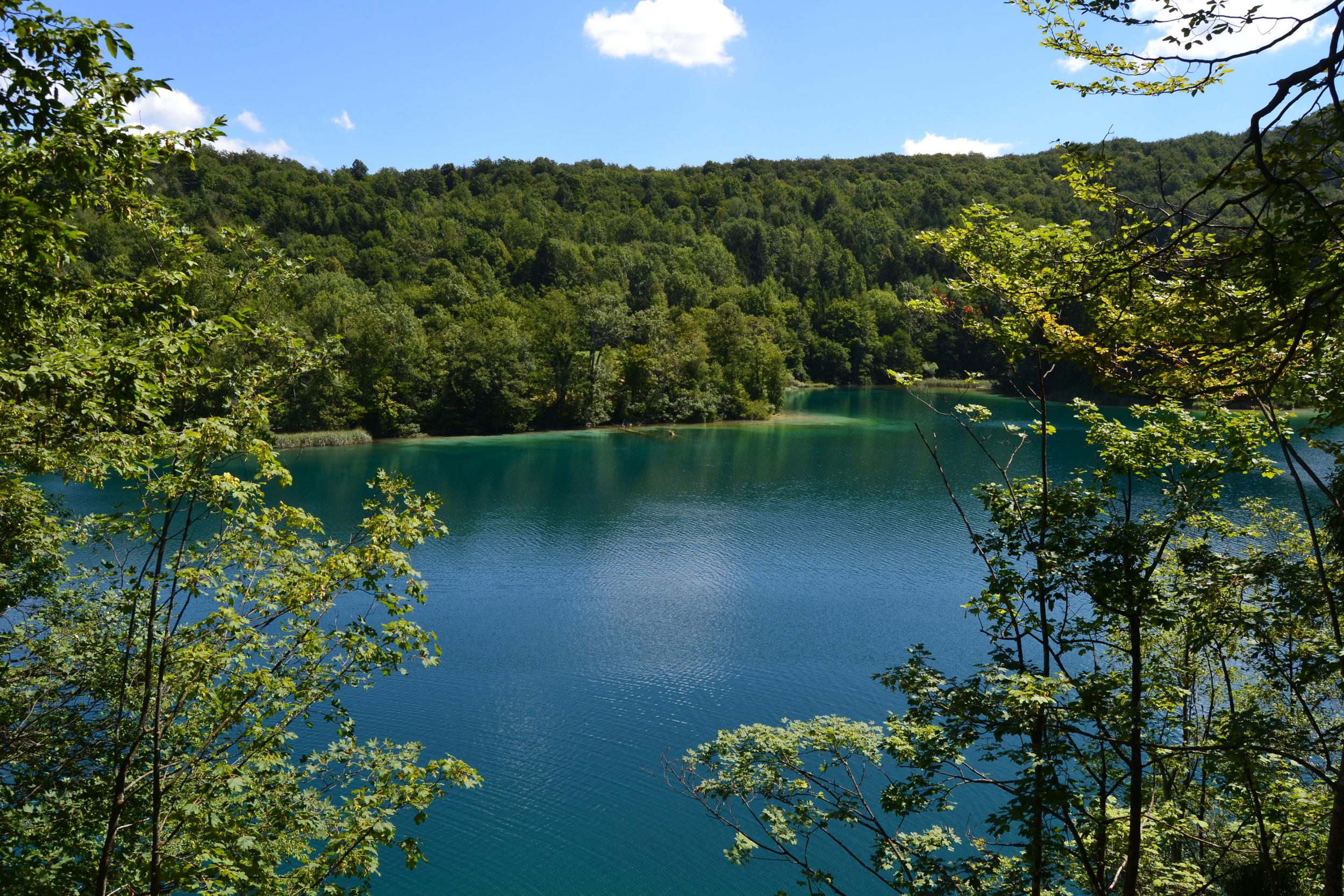 Plitvice Lakes, Kroatia