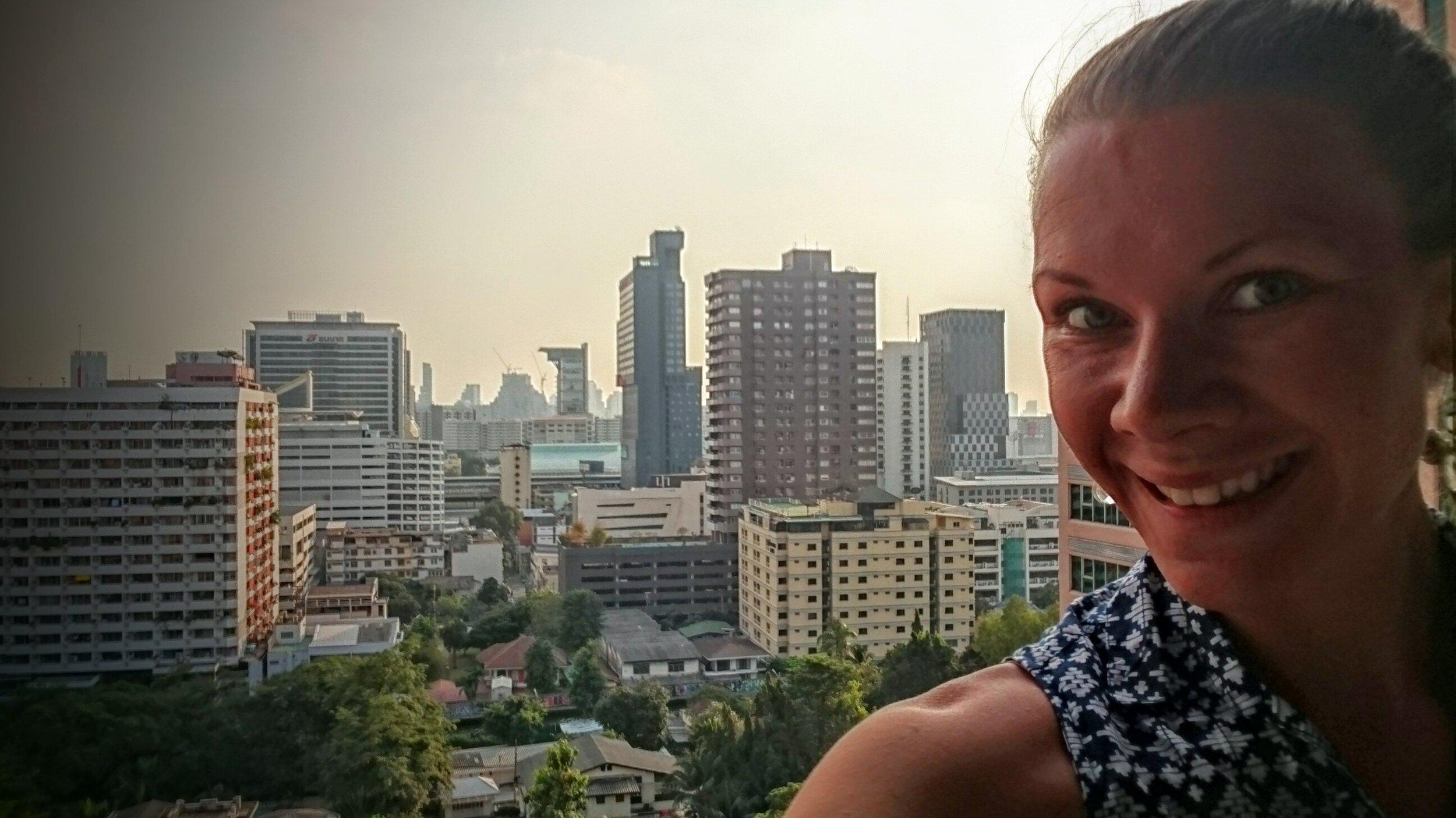 Bangkokin syke kutitteli tammikuussa