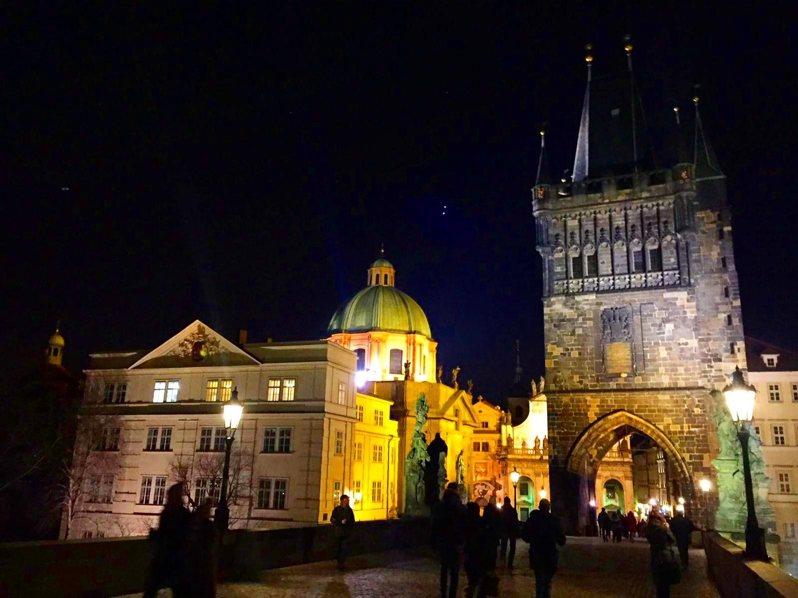 Kaupunkiloma Prahassa oli helmikuun reissuista kivoin