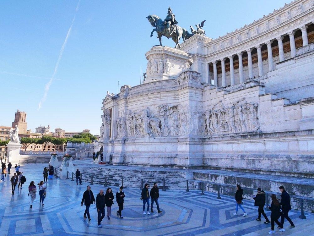 Koukku Roomassa