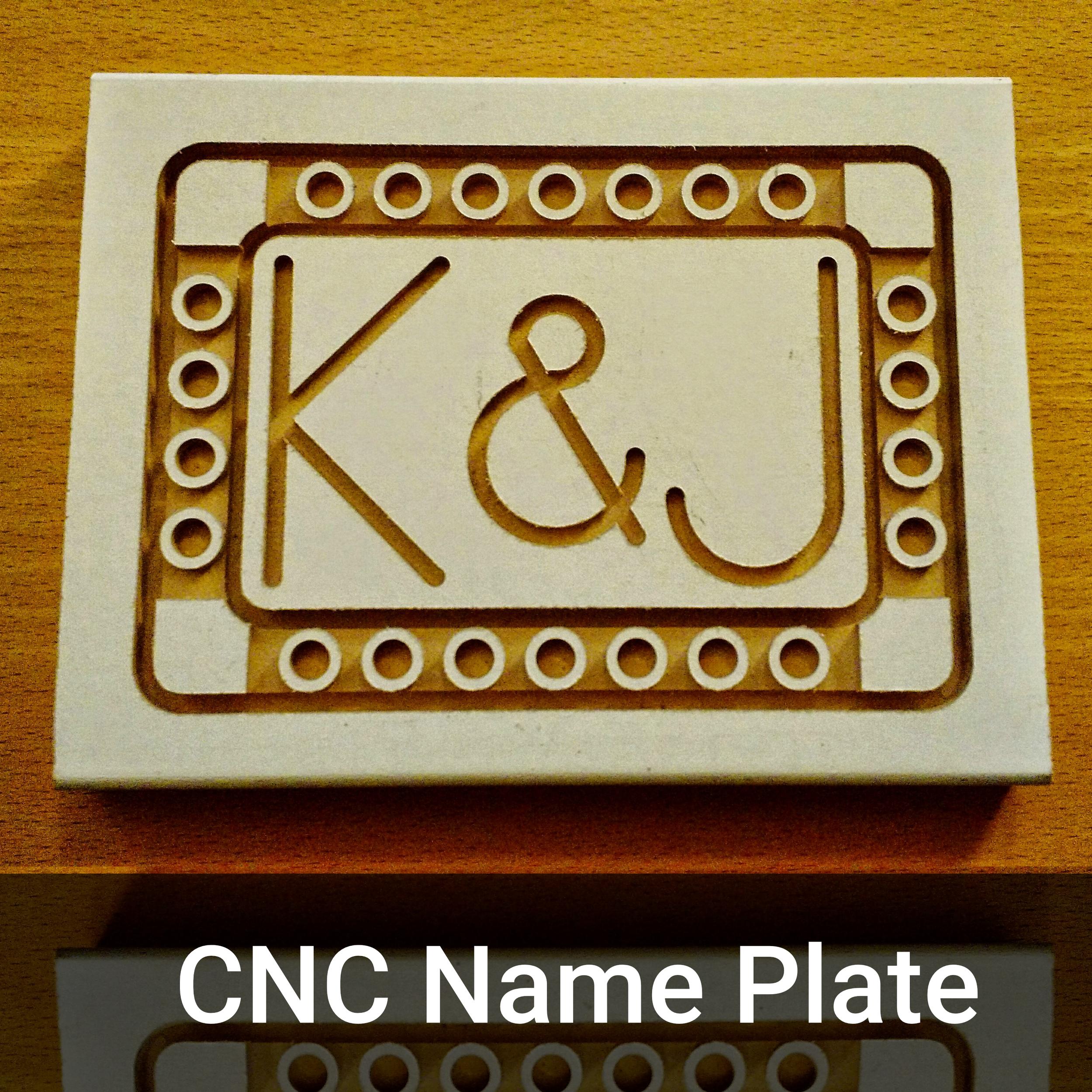 CNCNamePlate - Square - Label.png
