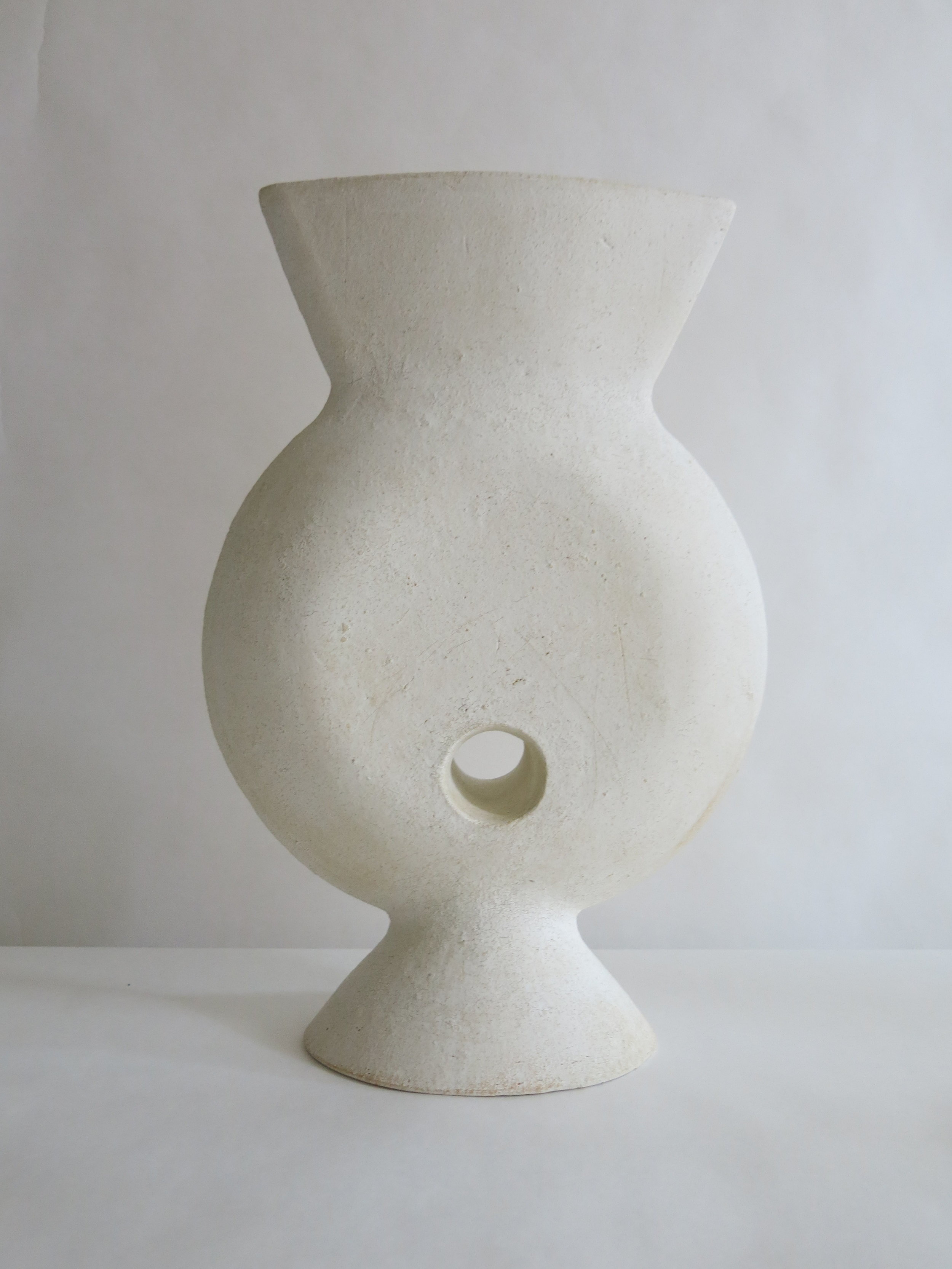 CPR VASE BY JOHN BORN