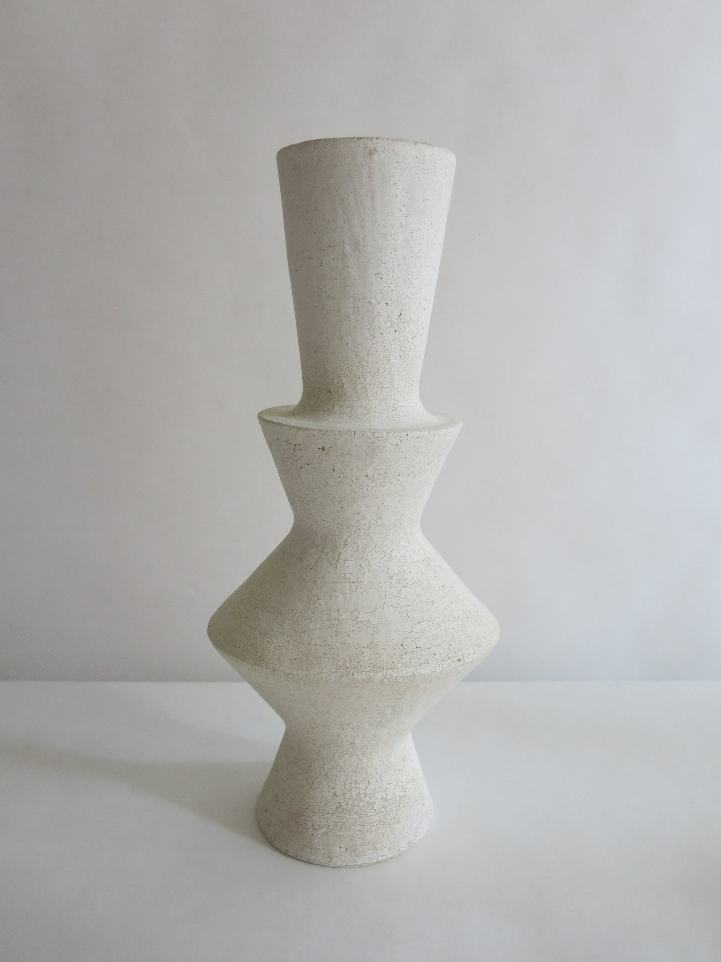 TRK VASE BY JOHN BORN