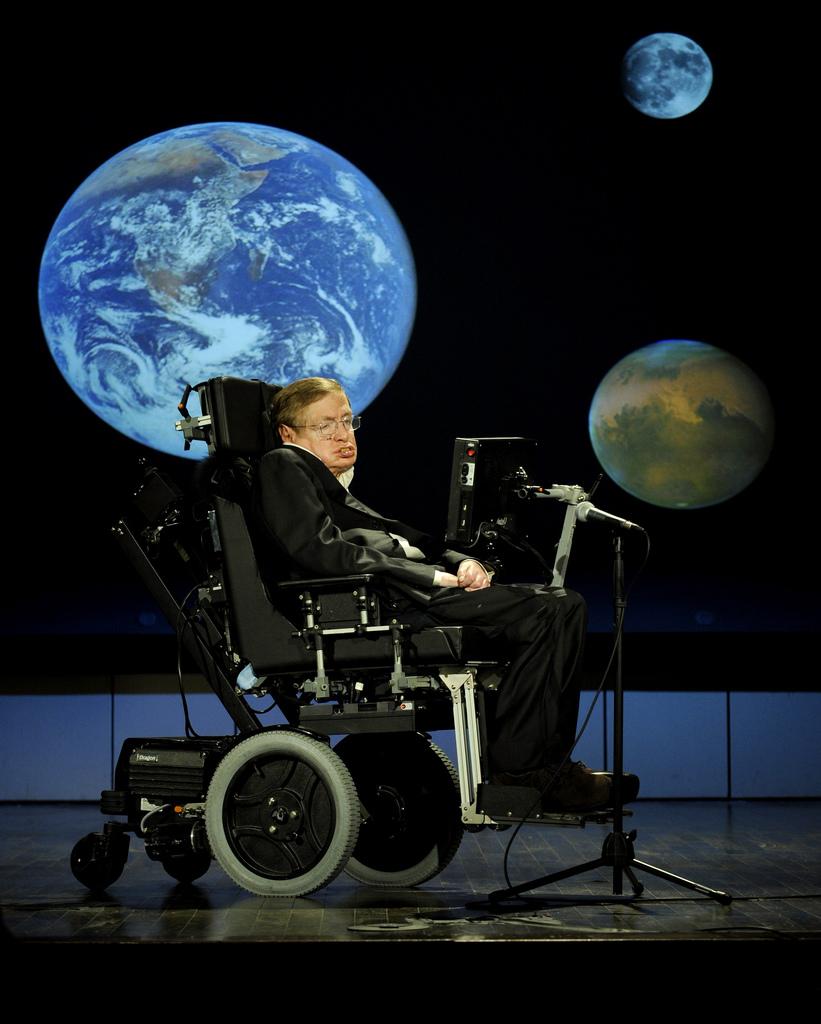 Will die Auswirkungen von Artificial Intelligence diskutiert wissen:Stephen Hawking (Foto: Nasa)