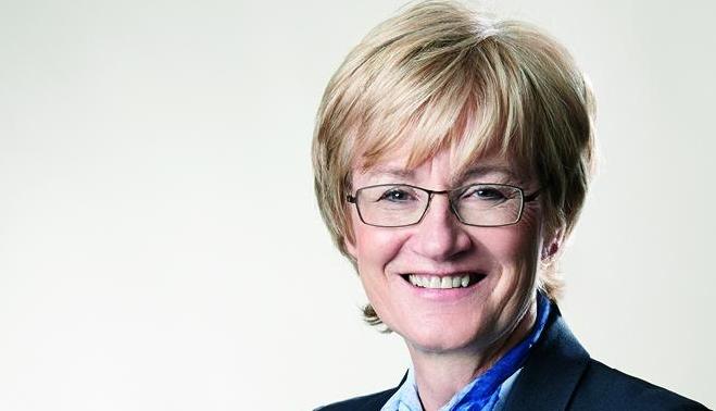 Abgeordnete und Berichterstatterin Mady Delvaux