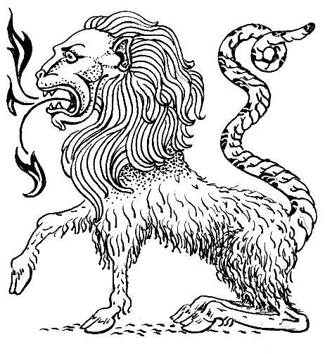 Chimäre – Von Pearson Scott Foresman - Archives of Pearson Scott Foresman, donated to the Wikimedia Foundation