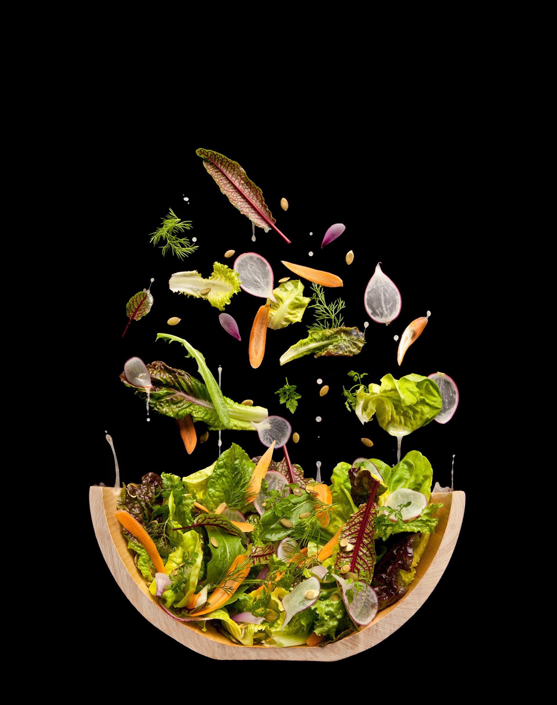 Keine Nebenrolle – Gemüse © Chris Hoover/Modernist Cuisine, LLC