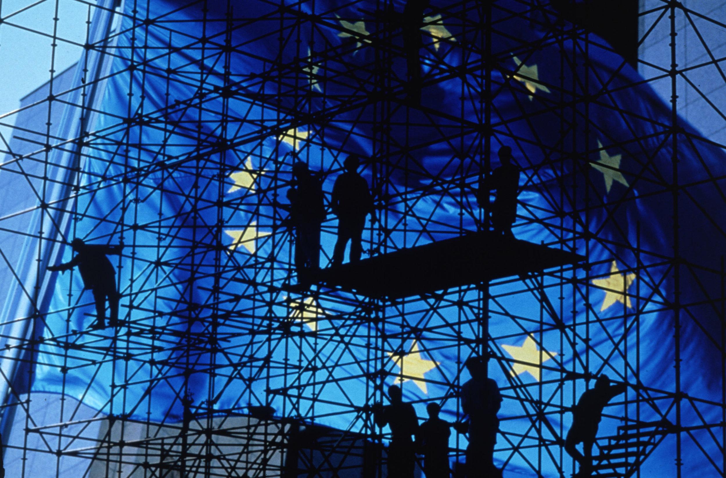 Interessensgruppen bei der Arbeit? © European Communities 2004/Source EC Audiovisual Services